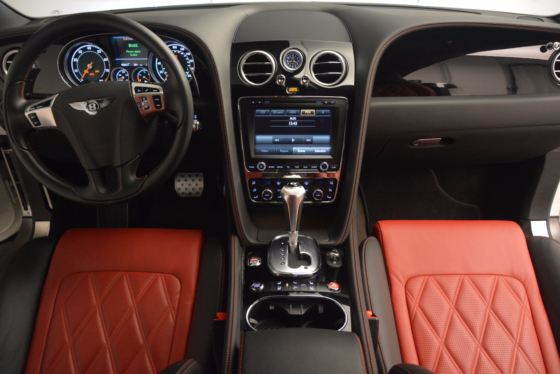 Used 2014 Bentley Continental GT V8 S For Sale In Greenwich, CT. Alfa Romeo of Greenwich, 7135 806_p41