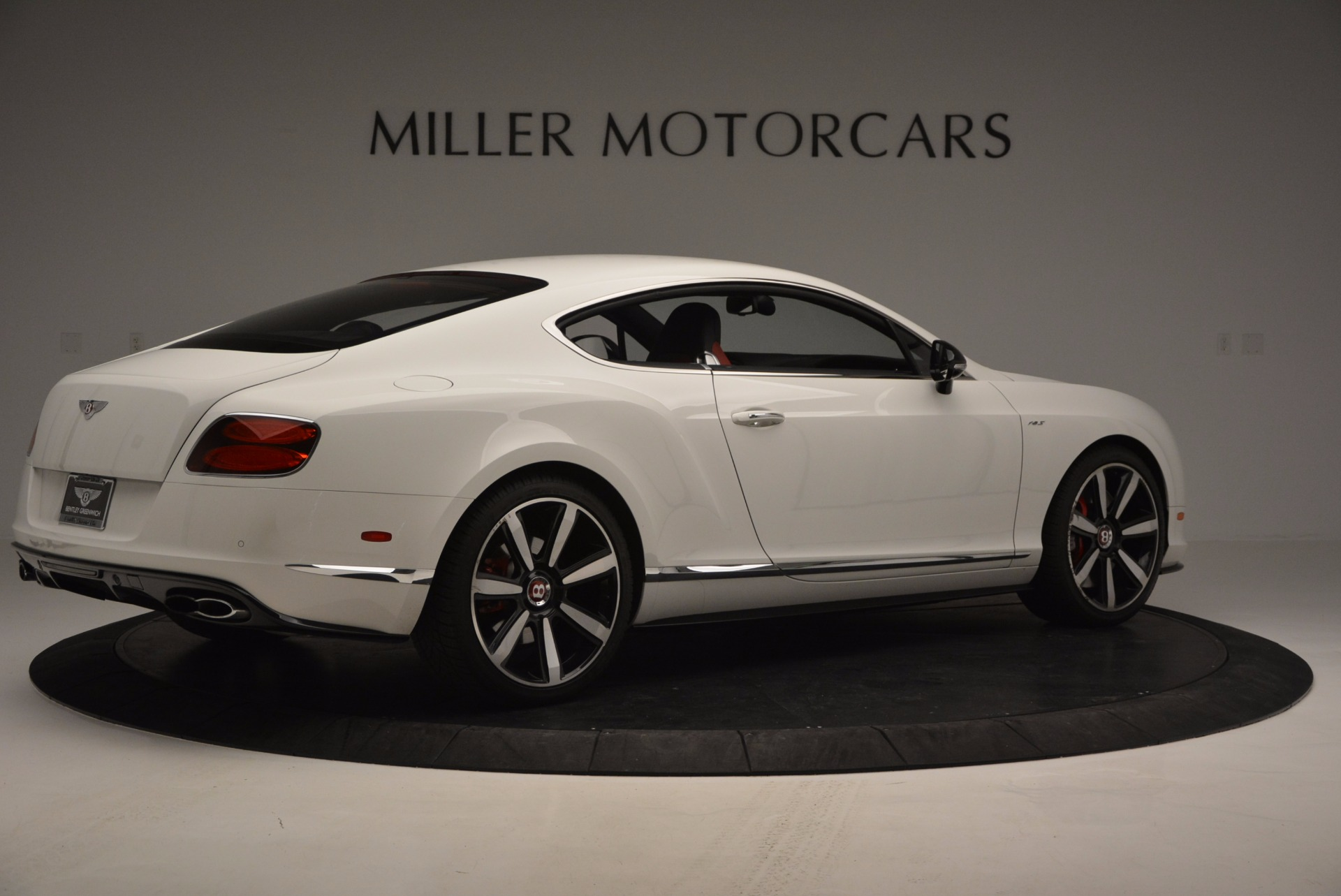 Used 2014 Bentley Continental GT V8 S For Sale In Greenwich, CT. Alfa Romeo of Greenwich, 7135 806_p8