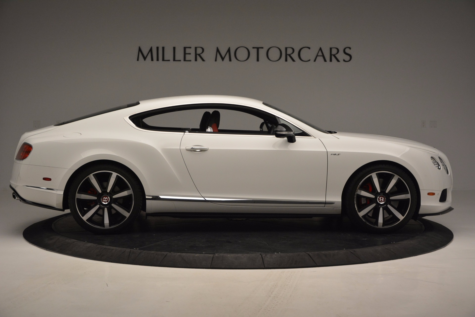 Used 2014 Bentley Continental GT V8 S For Sale In Greenwich, CT. Alfa Romeo of Greenwich, 7135 806_p9