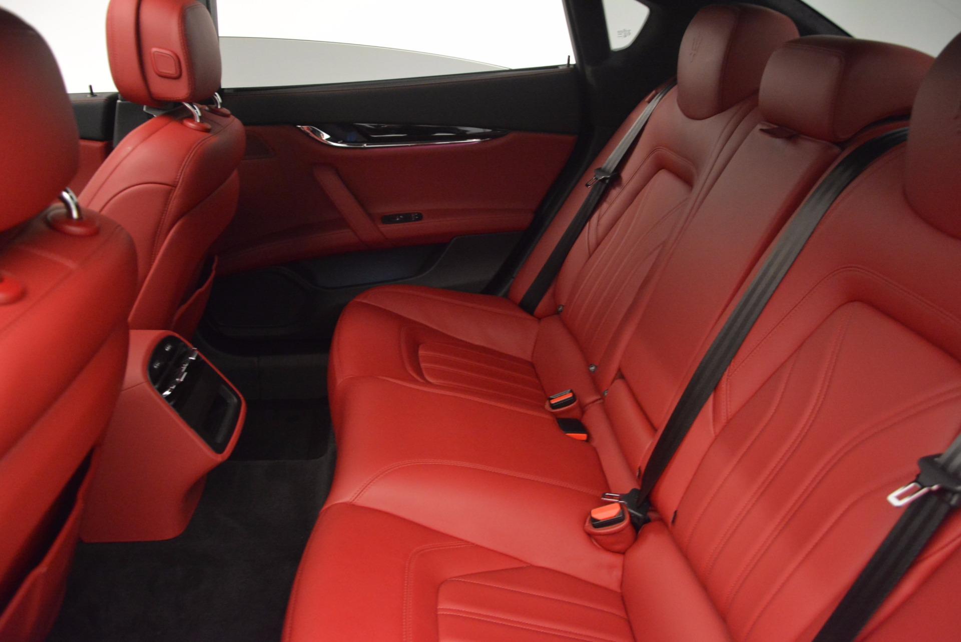 Used 2015 Maserati Quattroporte S Q4 For Sale In Greenwich, CT. Alfa Romeo of Greenwich, M1458A 809_p18