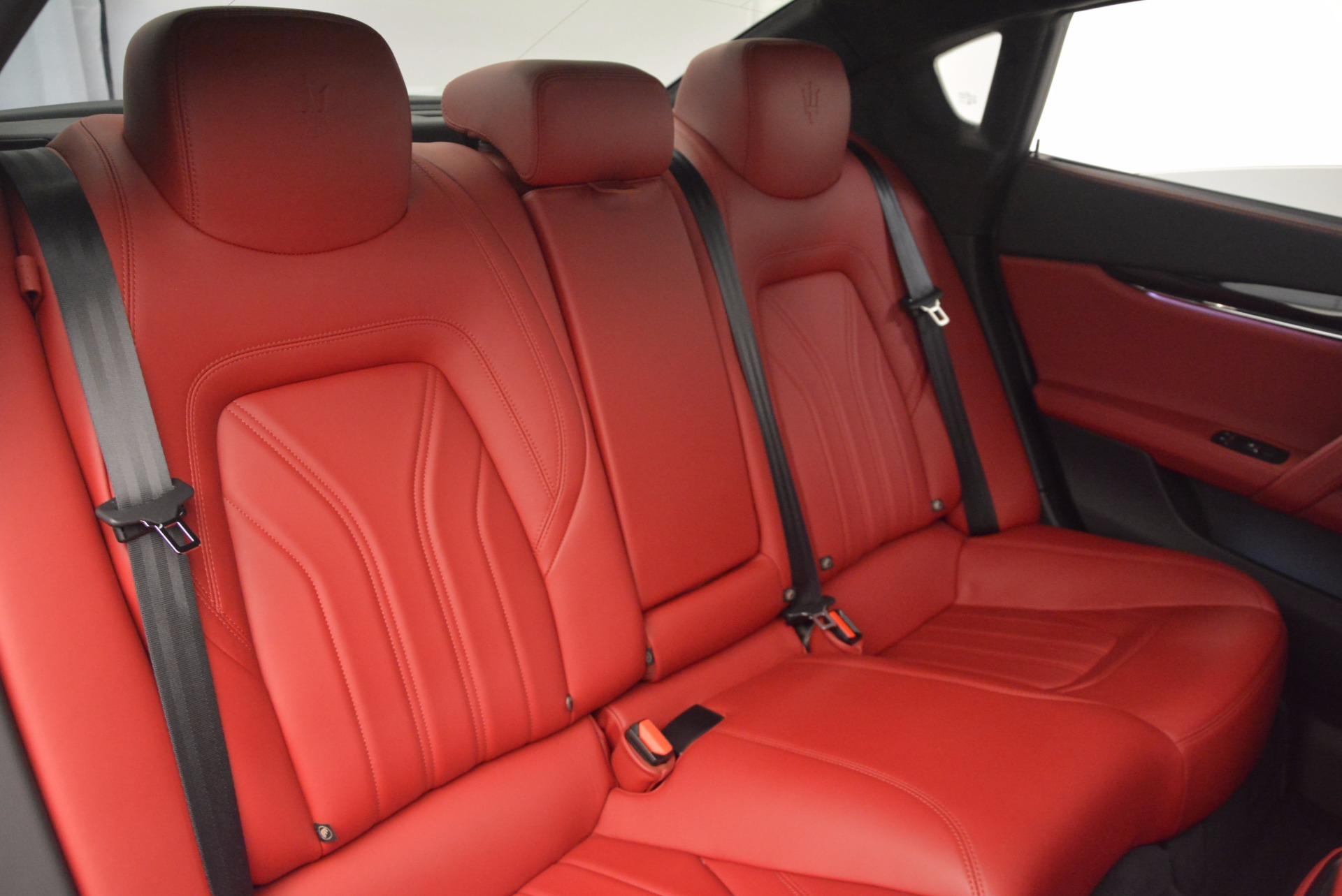 Used 2015 Maserati Quattroporte S Q4 For Sale In Greenwich, CT. Alfa Romeo of Greenwich, M1458A 809_p23