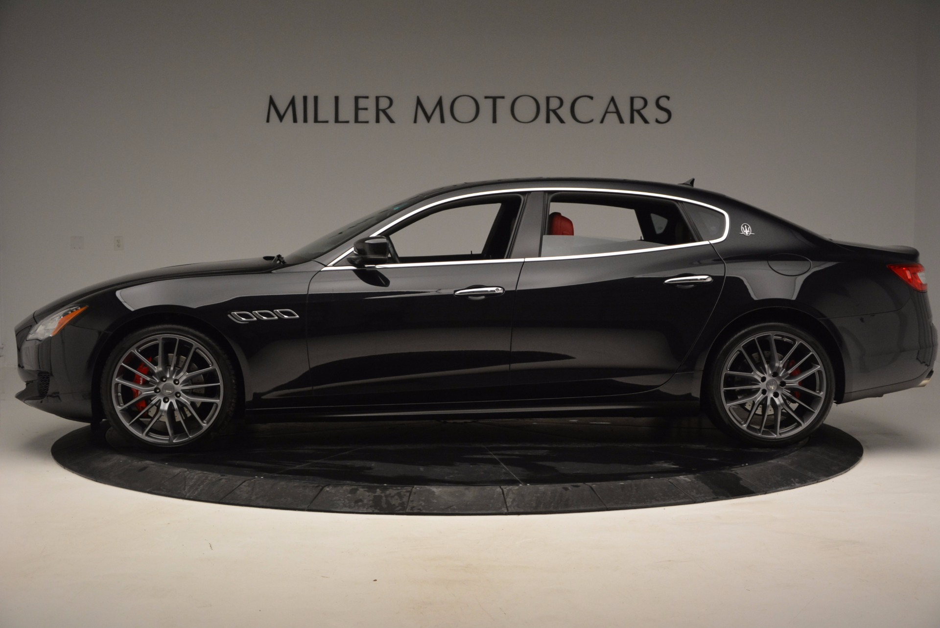 Used 2015 Maserati Quattroporte S Q4 For Sale In Greenwich, CT. Alfa Romeo of Greenwich, M1458A 809_p3