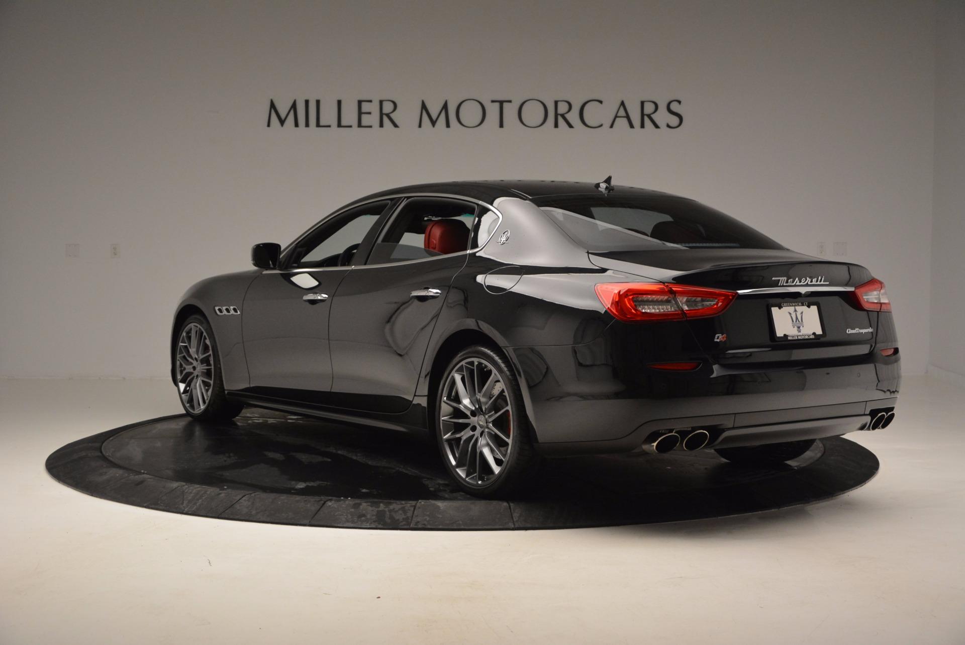 Used 2015 Maserati Quattroporte S Q4 For Sale In Greenwich, CT. Alfa Romeo of Greenwich, M1458A 809_p5
