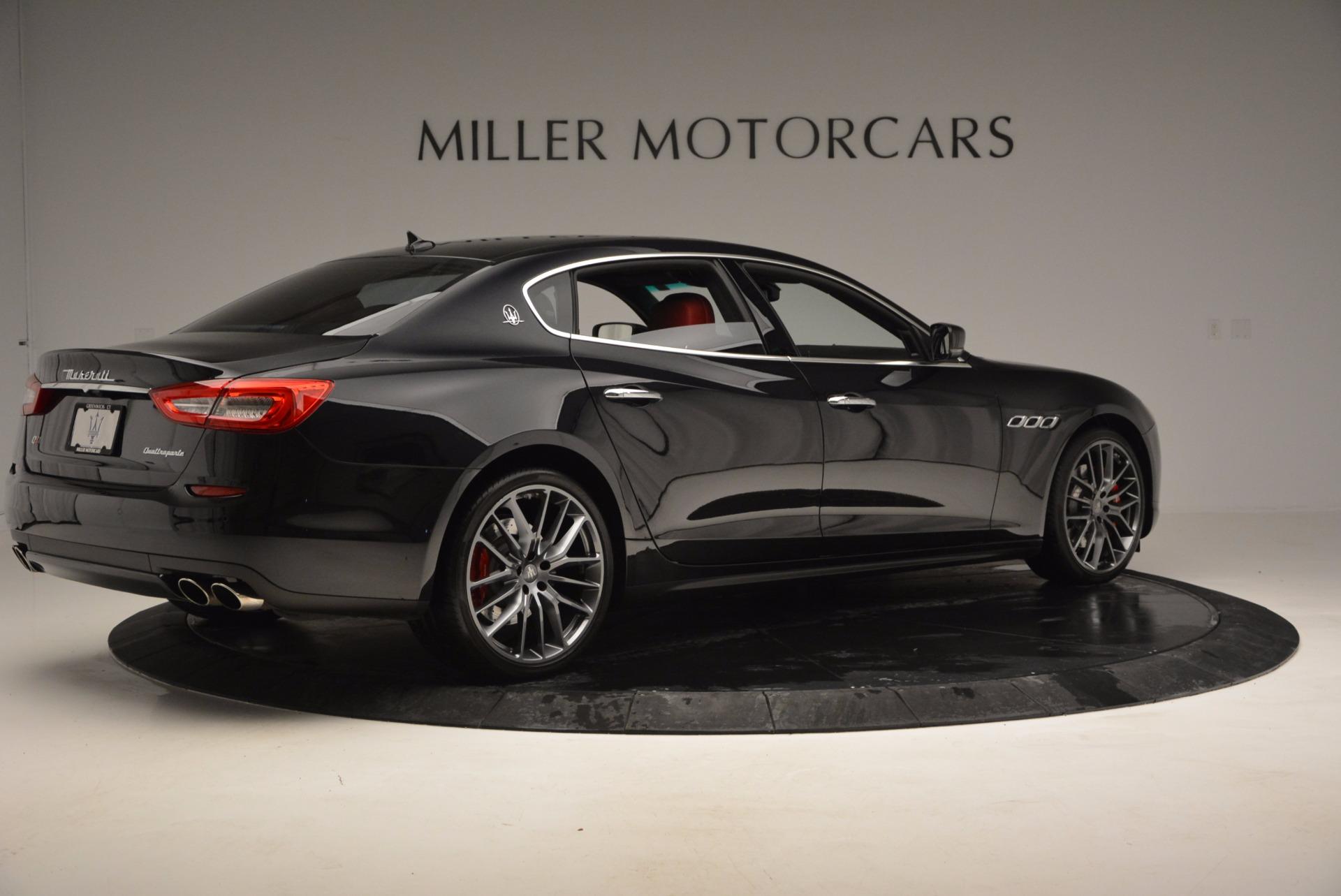 Used 2015 Maserati Quattroporte S Q4 For Sale In Greenwich, CT. Alfa Romeo of Greenwich, M1458A 809_p8