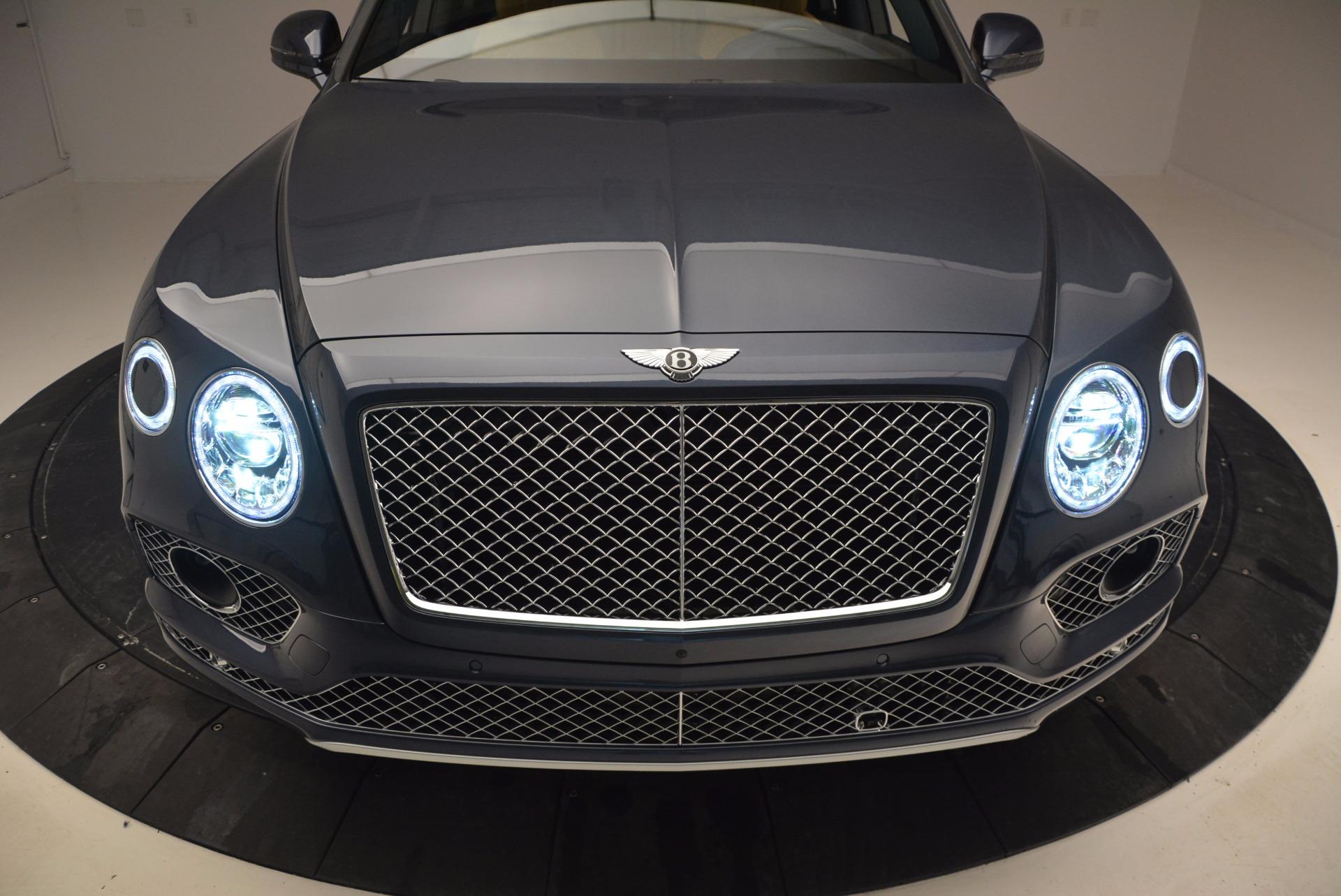 New 2017 Bentley Bentayga  For Sale In Greenwich, CT. Alfa Romeo of Greenwich, B1214 810_p16