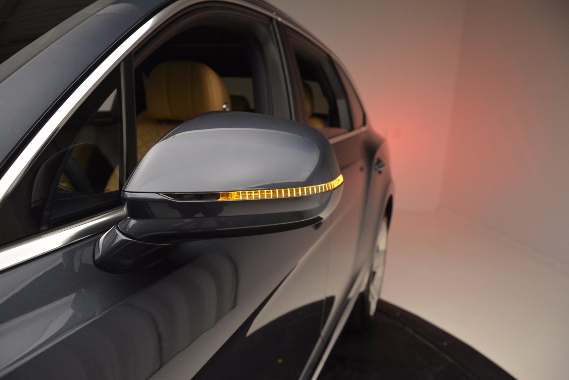 New 2017 Bentley Bentayga  For Sale In Greenwich, CT. Alfa Romeo of Greenwich, B1214 810_p18