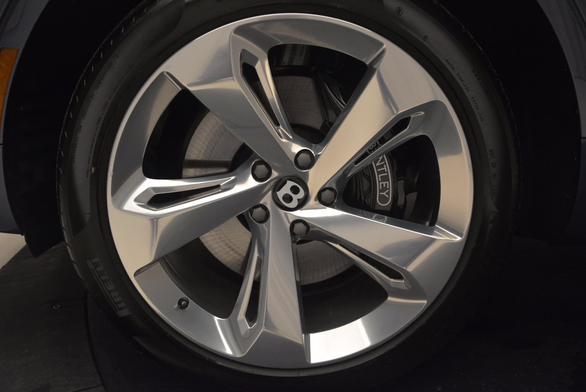 New 2017 Bentley Bentayga  For Sale In Greenwich, CT. Alfa Romeo of Greenwich, B1214 810_p22