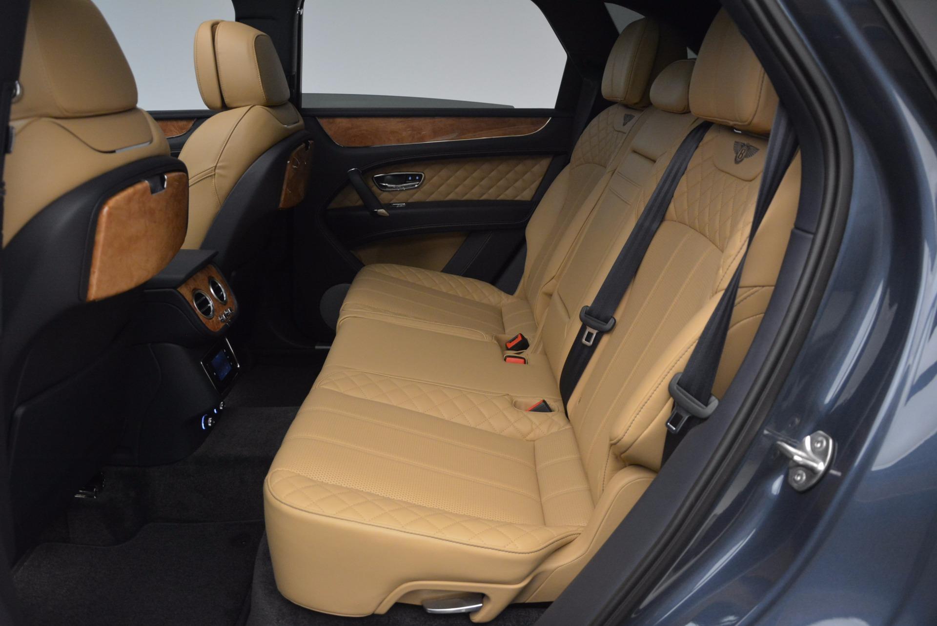 New 2017 Bentley Bentayga  For Sale In Greenwich, CT. Alfa Romeo of Greenwich, B1214 810_p31