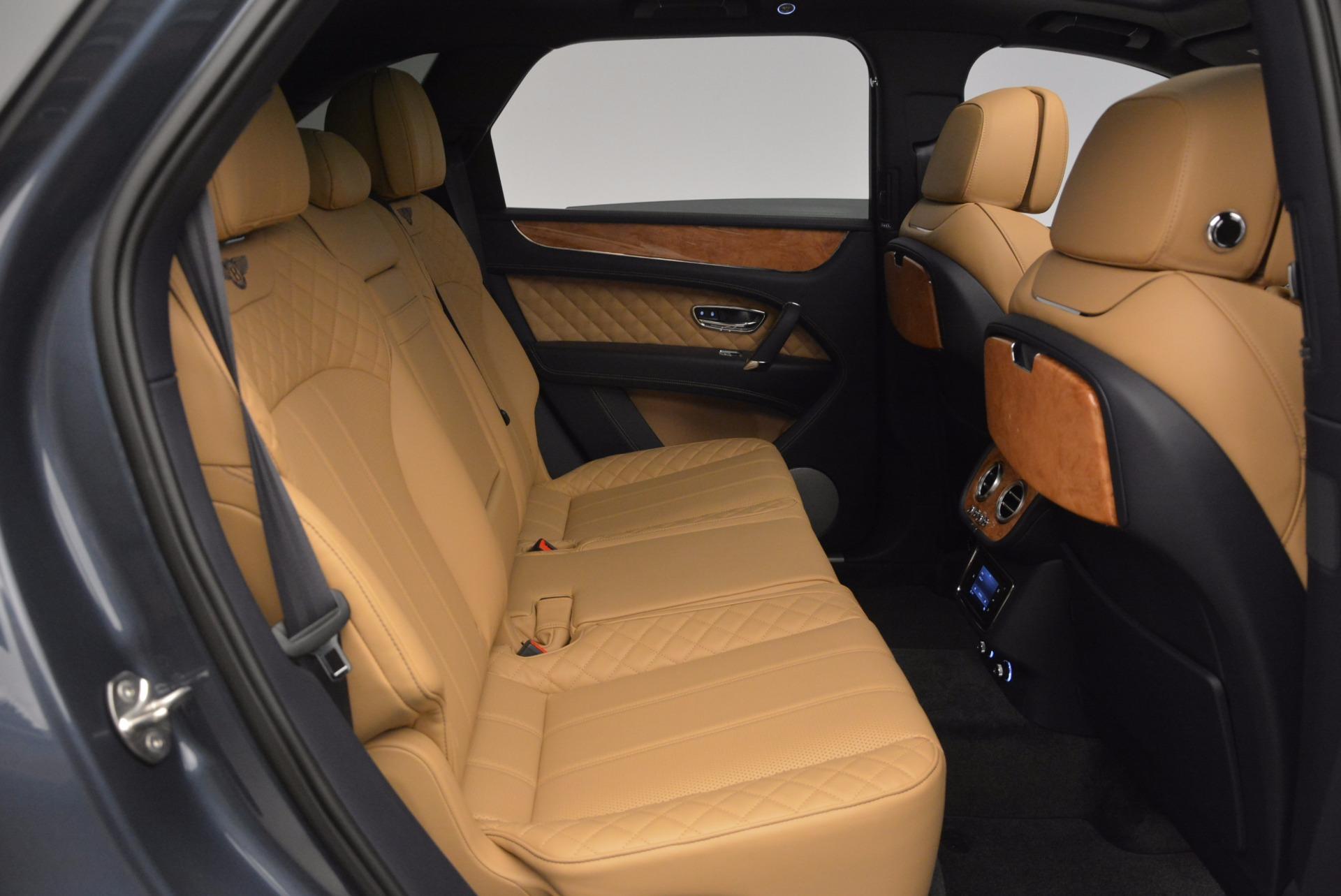 New 2017 Bentley Bentayga  For Sale In Greenwich, CT. Alfa Romeo of Greenwich, B1214 810_p36
