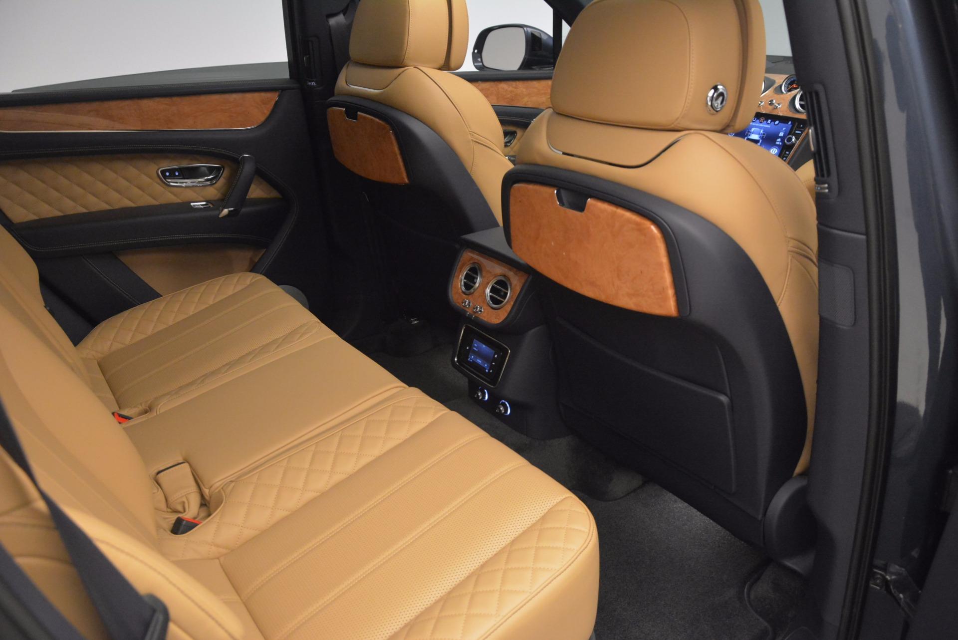 New 2017 Bentley Bentayga  For Sale In Greenwich, CT. Alfa Romeo of Greenwich, B1214 810_p37