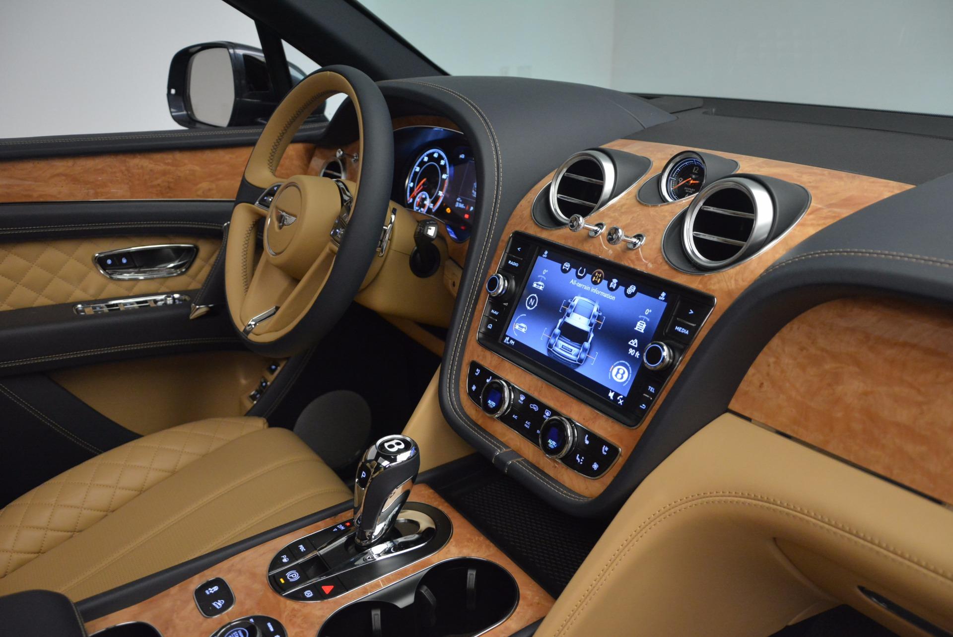 New 2017 Bentley Bentayga  For Sale In Greenwich, CT. Alfa Romeo of Greenwich, B1214 810_p42