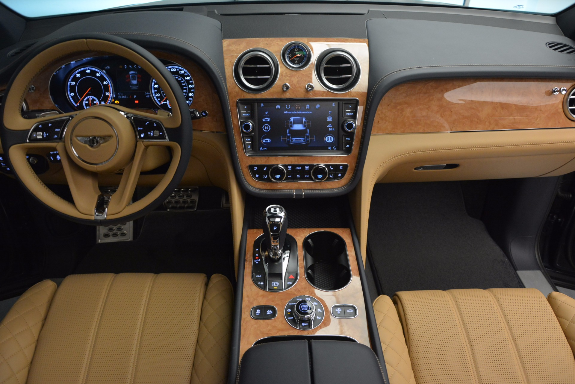 New 2017 Bentley Bentayga  For Sale In Greenwich, CT. Alfa Romeo of Greenwich, B1214 810_p43