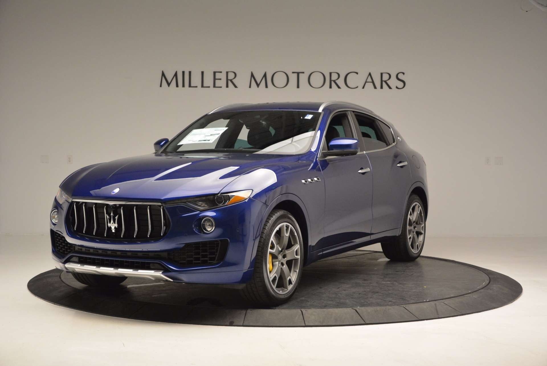 New 2017 Maserati Levante S Q4 For Sale In Greenwich, CT. Alfa Romeo of Greenwich, M1764 811_main