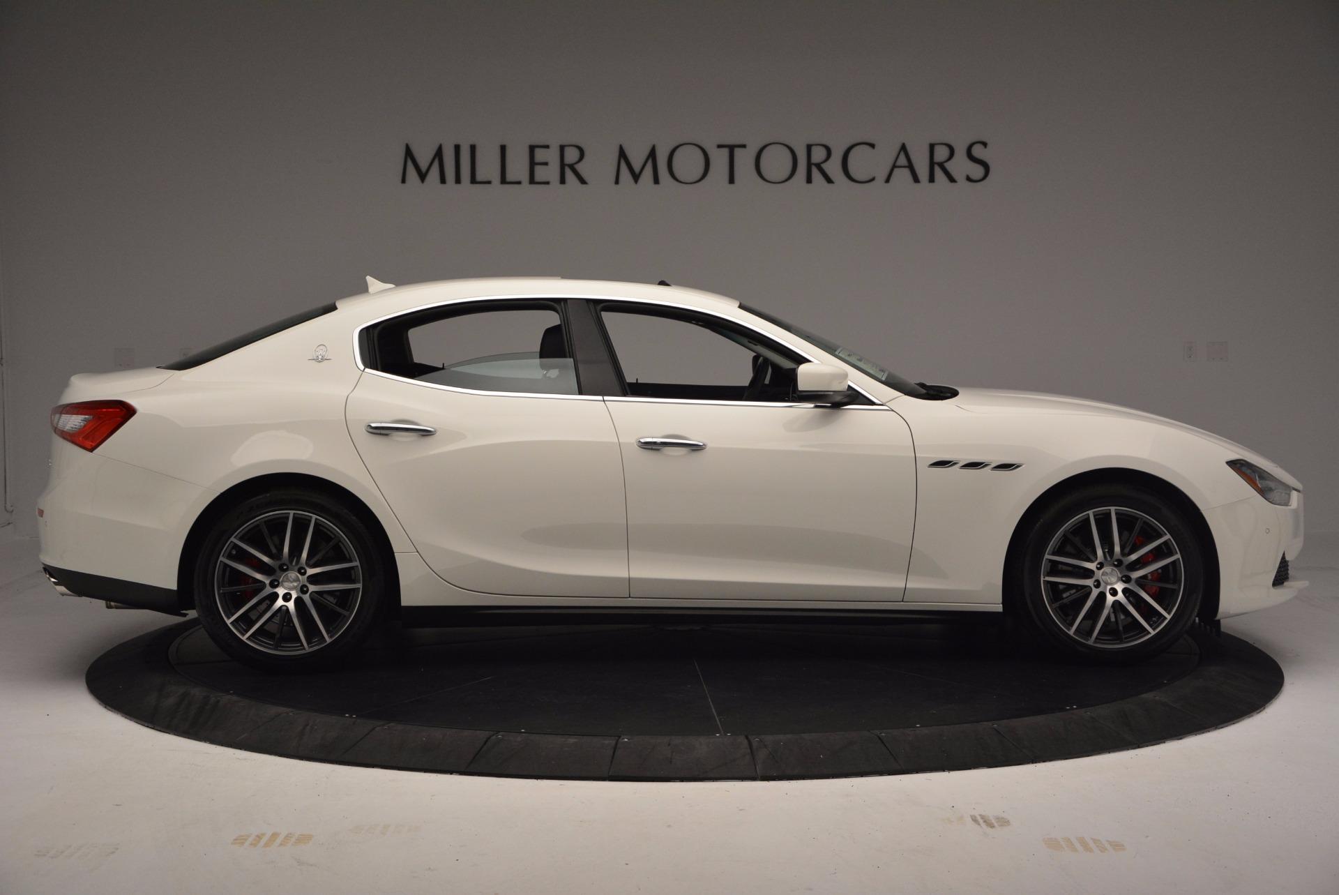 Used 2017 Maserati Ghibli S Q4 For Sale In Greenwich, CT. Alfa Romeo of Greenwich, M2184 813_p10