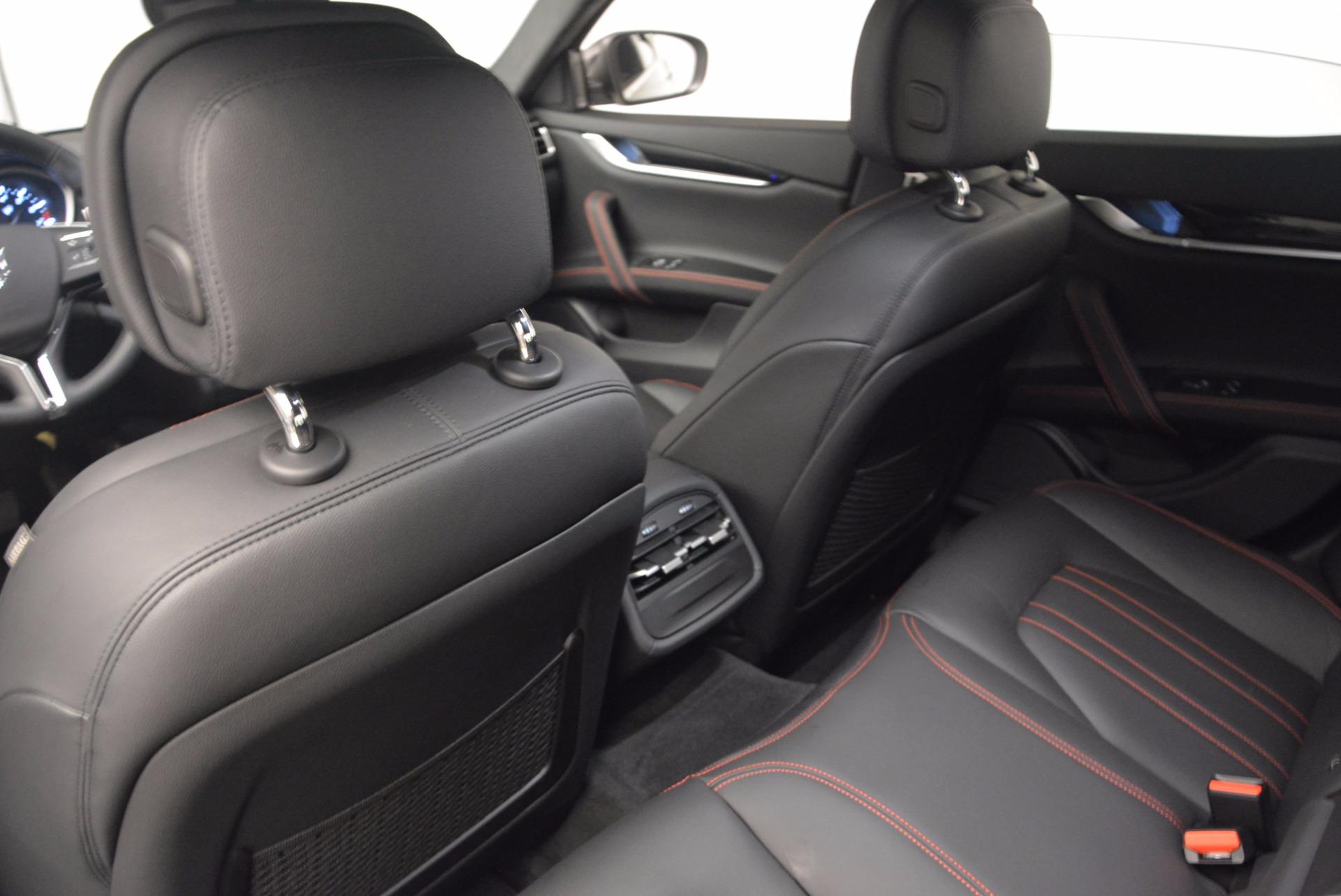Used 2017 Maserati Ghibli S Q4 For Sale In Greenwich, CT. Alfa Romeo of Greenwich, M2184 813_p21