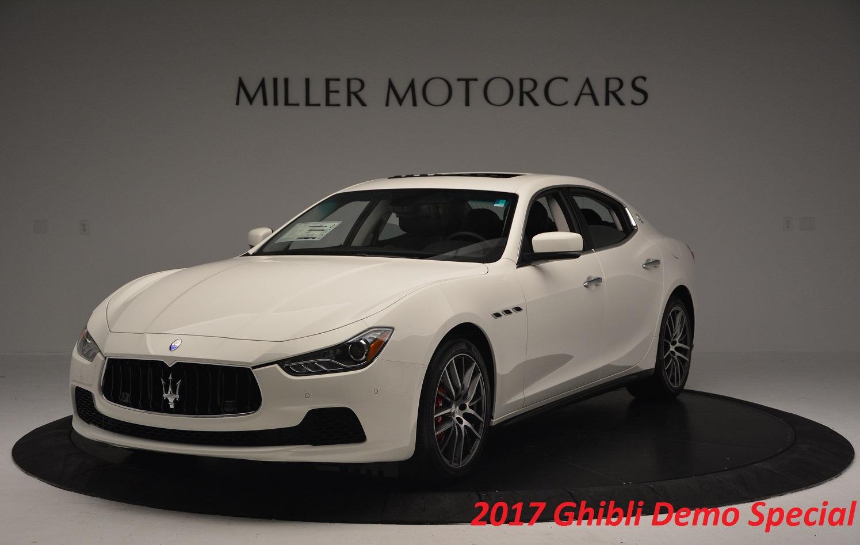 Used 2017 Maserati Ghibli S Q4 For Sale In Greenwich, CT. Alfa Romeo of Greenwich, M2184 813_p2