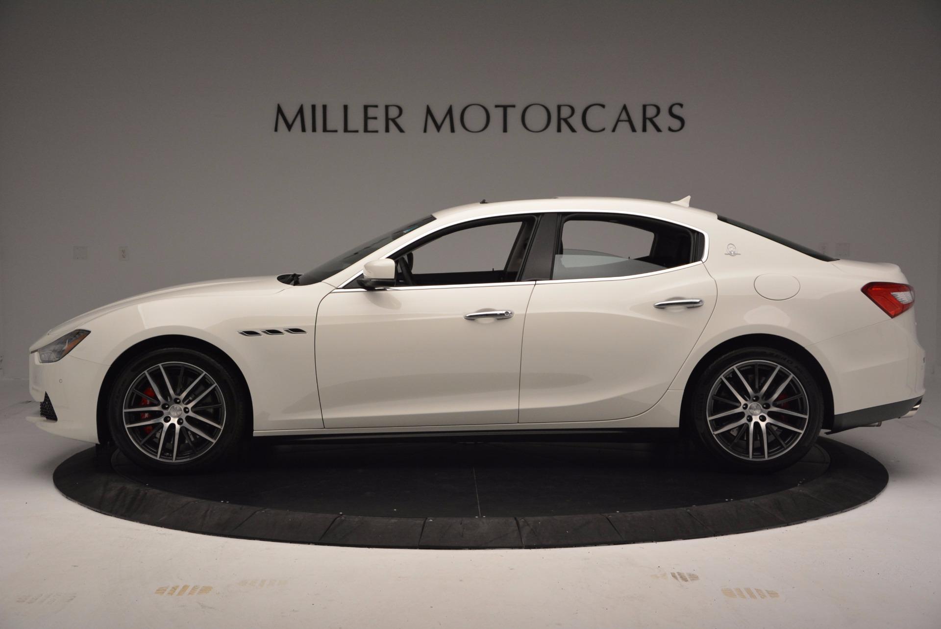 Used 2017 Maserati Ghibli S Q4 For Sale In Greenwich, CT. Alfa Romeo of Greenwich, M2184 813_p4