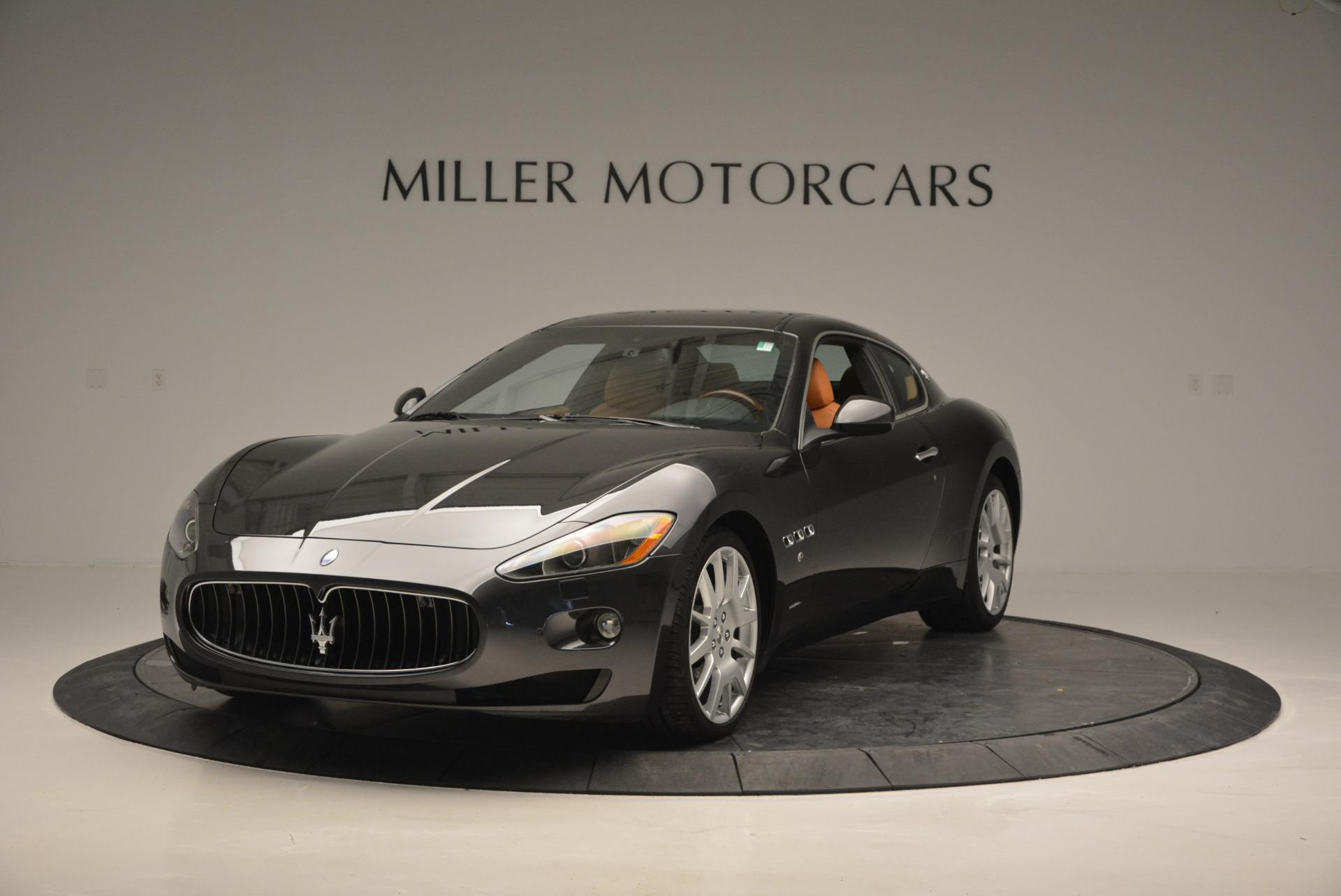 Used 2011 Maserati GranTurismo  For Sale In Greenwich, CT. Alfa Romeo of Greenwich, 7128 816_main