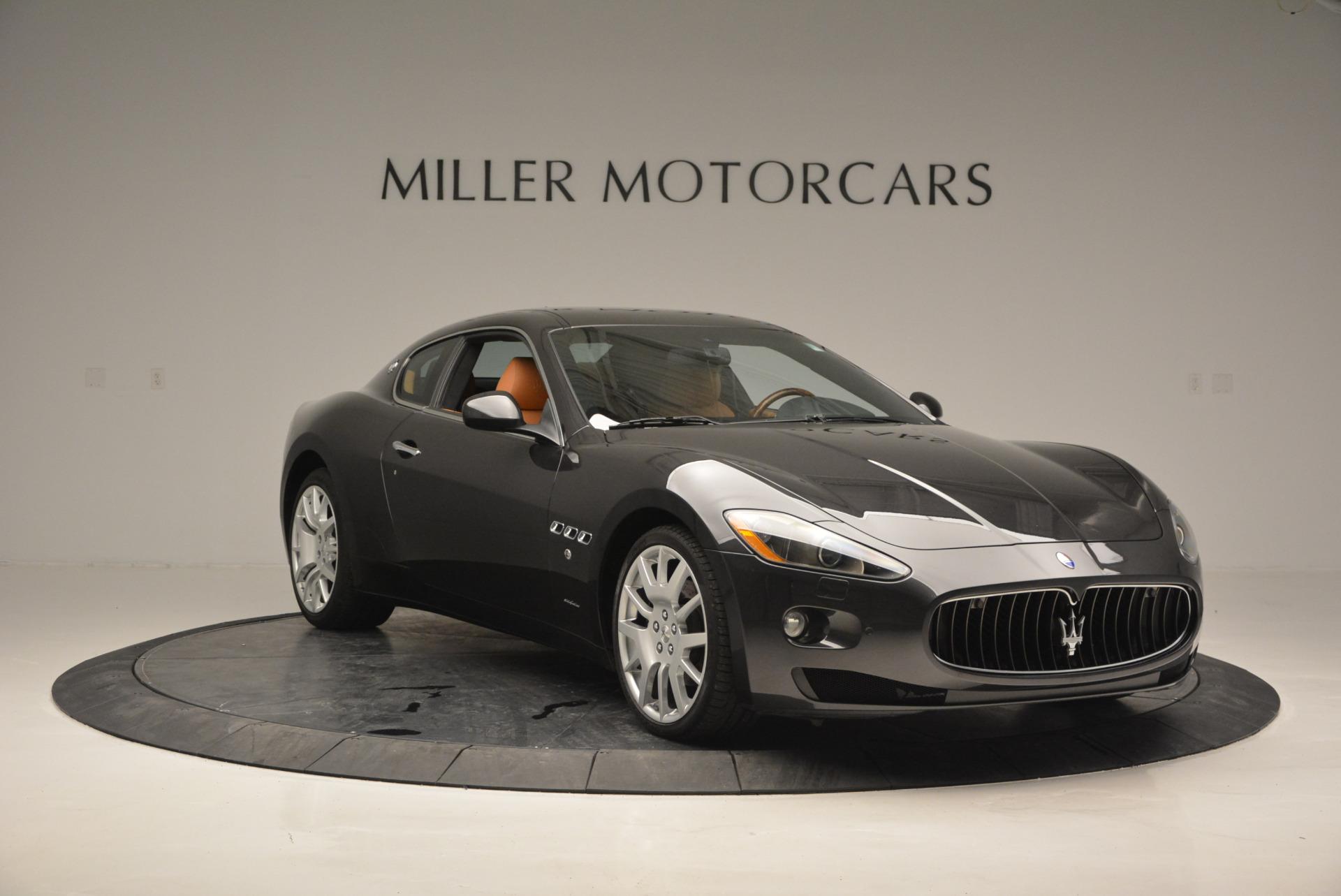 Used 2011 Maserati GranTurismo  For Sale In Greenwich, CT. Alfa Romeo of Greenwich, 7128 816_p11