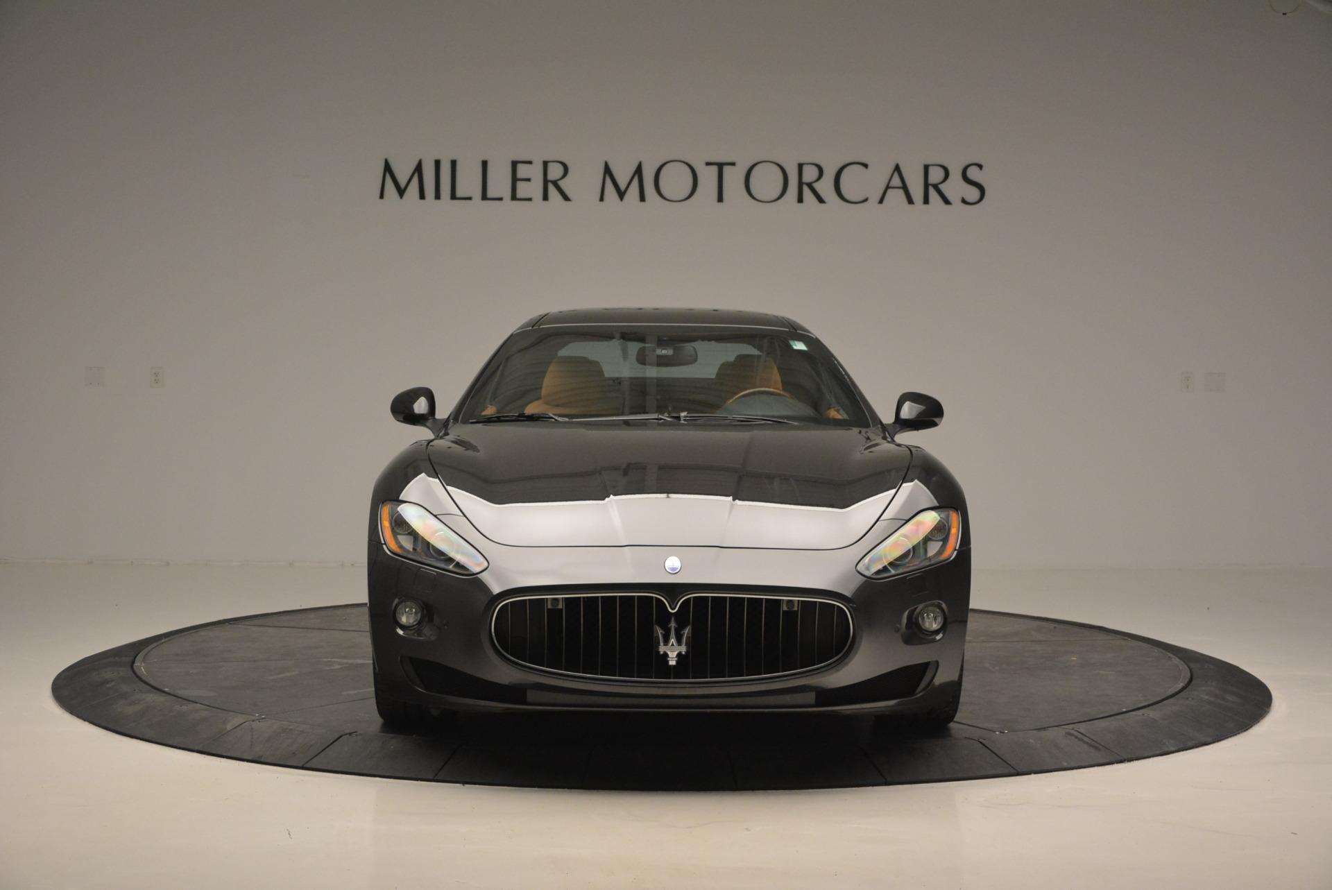 Used 2011 Maserati GranTurismo  For Sale In Greenwich, CT. Alfa Romeo of Greenwich, 7128 816_p12