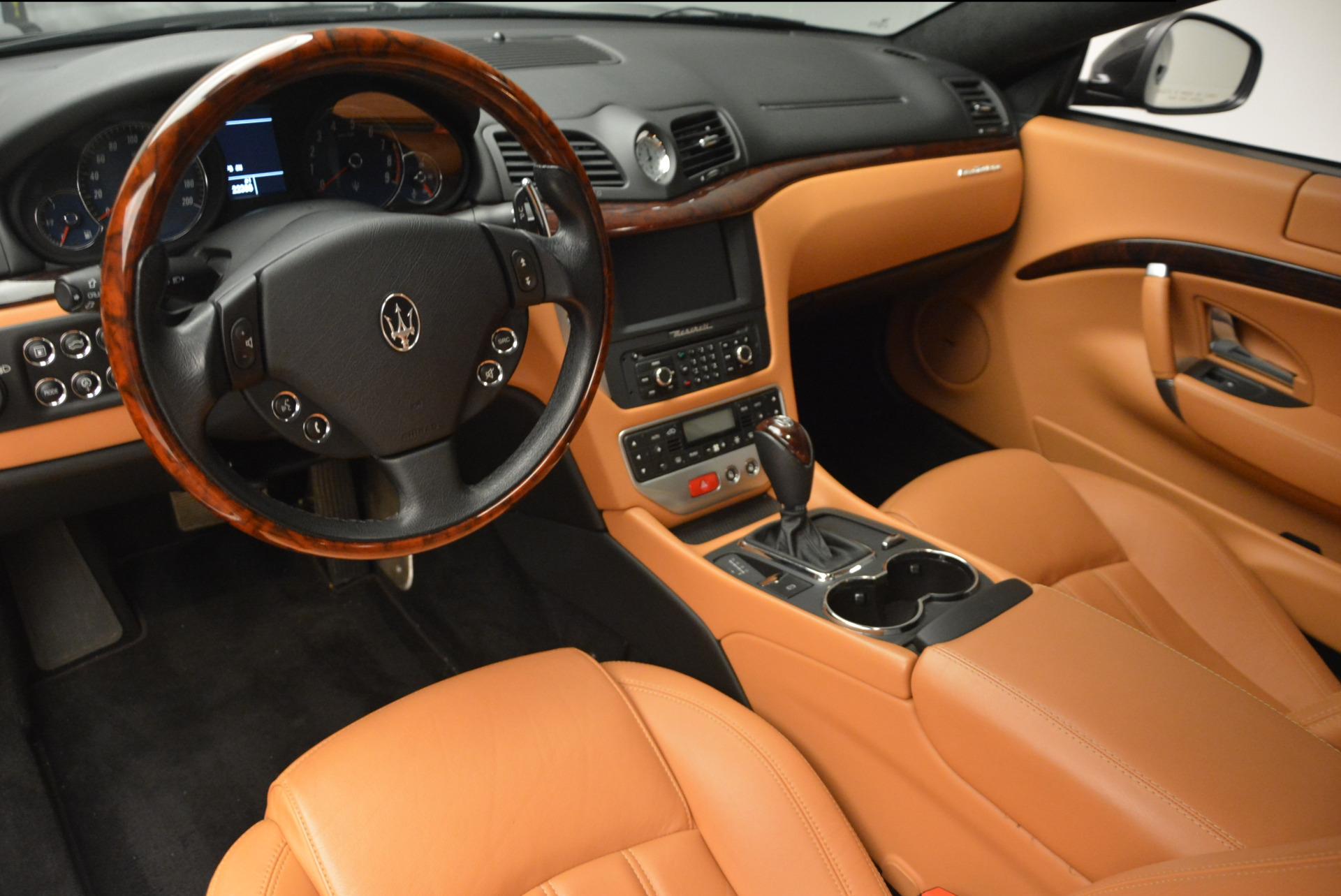 Used 2011 Maserati GranTurismo  For Sale In Greenwich, CT. Alfa Romeo of Greenwich, 7128 816_p13