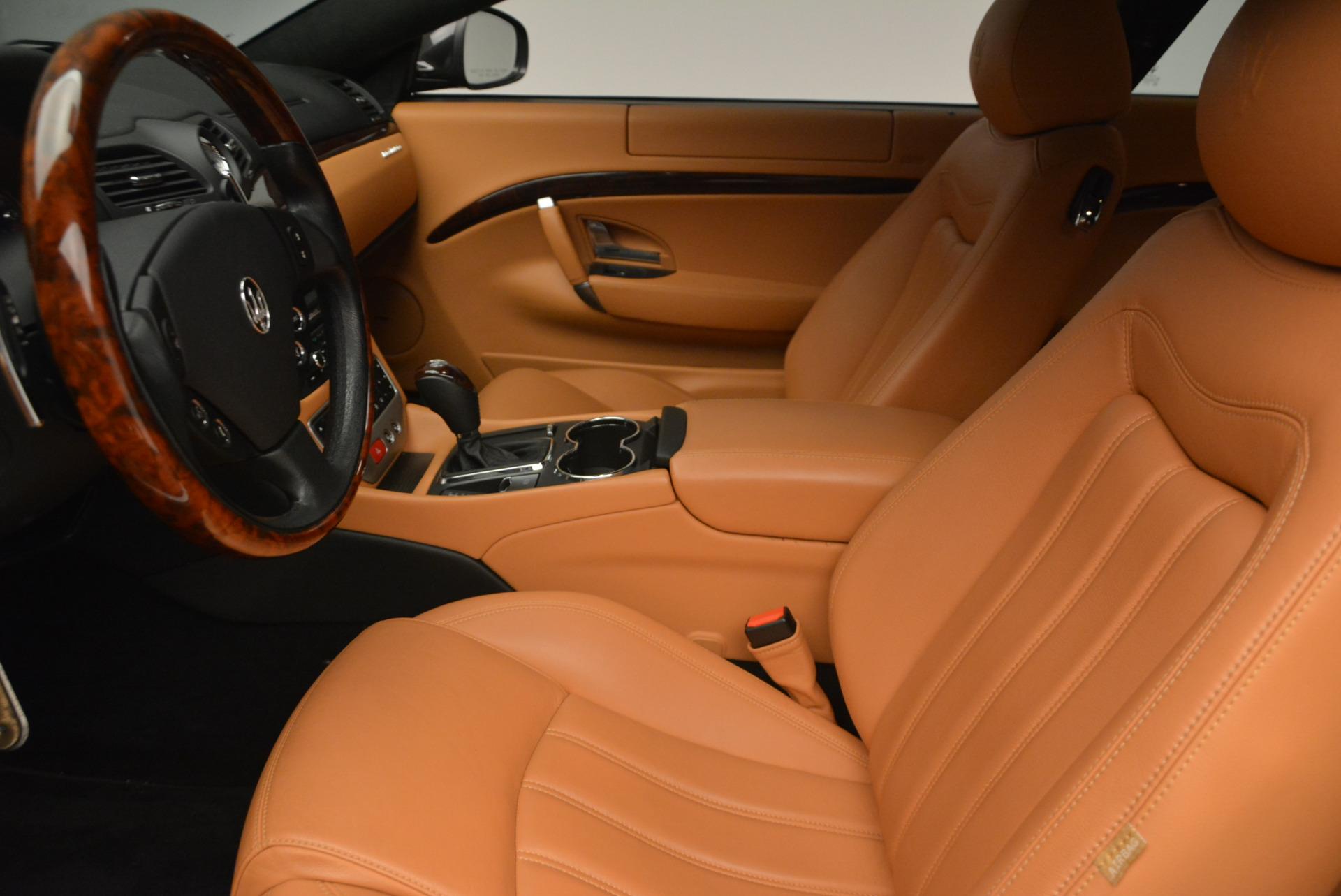 Used 2011 Maserati GranTurismo  For Sale In Greenwich, CT. Alfa Romeo of Greenwich, 7128 816_p14