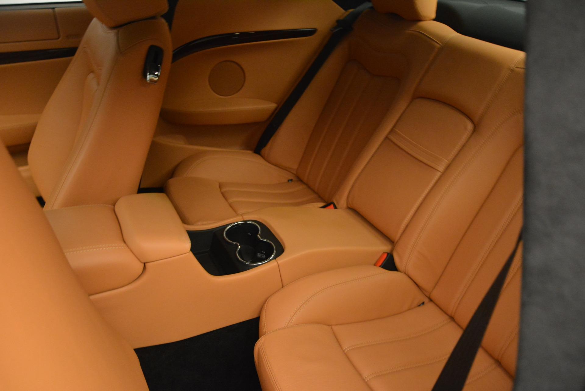 Used 2011 Maserati GranTurismo  For Sale In Greenwich, CT. Alfa Romeo of Greenwich, 7128 816_p17