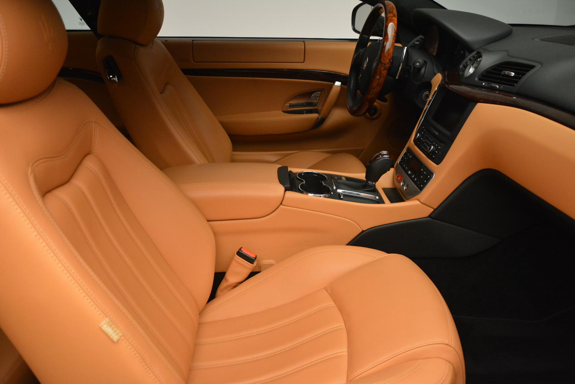 Used 2011 Maserati GranTurismo  For Sale In Greenwich, CT. Alfa Romeo of Greenwich, 7128 816_p19
