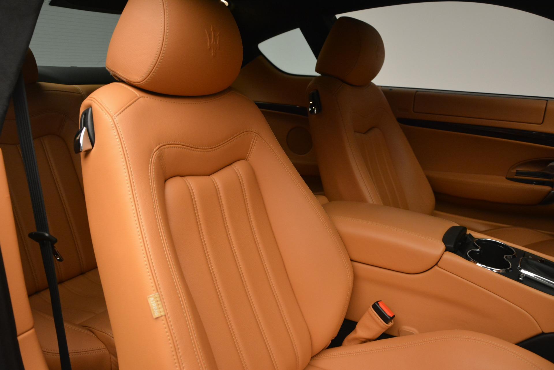 Used 2011 Maserati GranTurismo  For Sale In Greenwich, CT. Alfa Romeo of Greenwich, 7128 816_p20