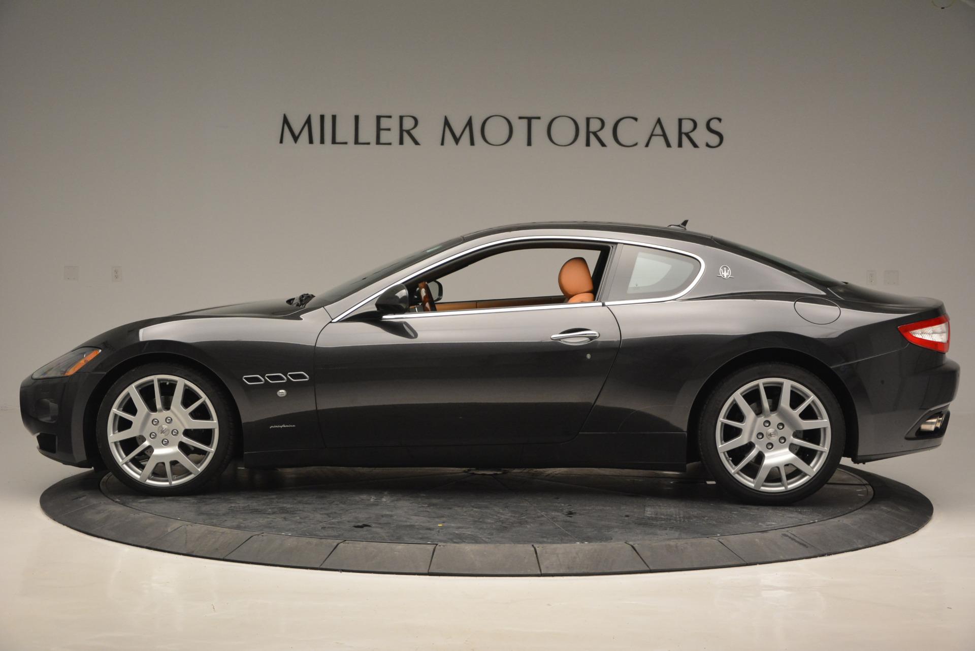 Used 2011 Maserati GranTurismo  For Sale In Greenwich, CT. Alfa Romeo of Greenwich, 7128 816_p3