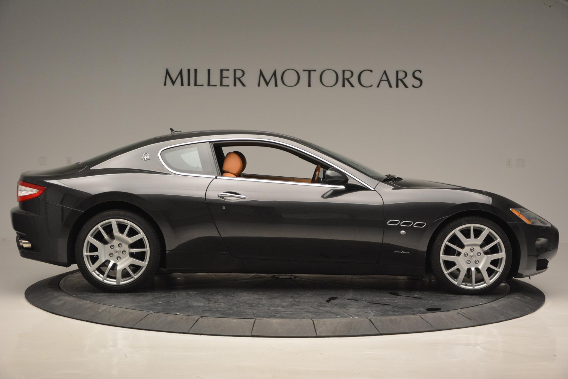 Used 2011 Maserati GranTurismo  For Sale In Greenwich, CT. Alfa Romeo of Greenwich, 7128 816_p9