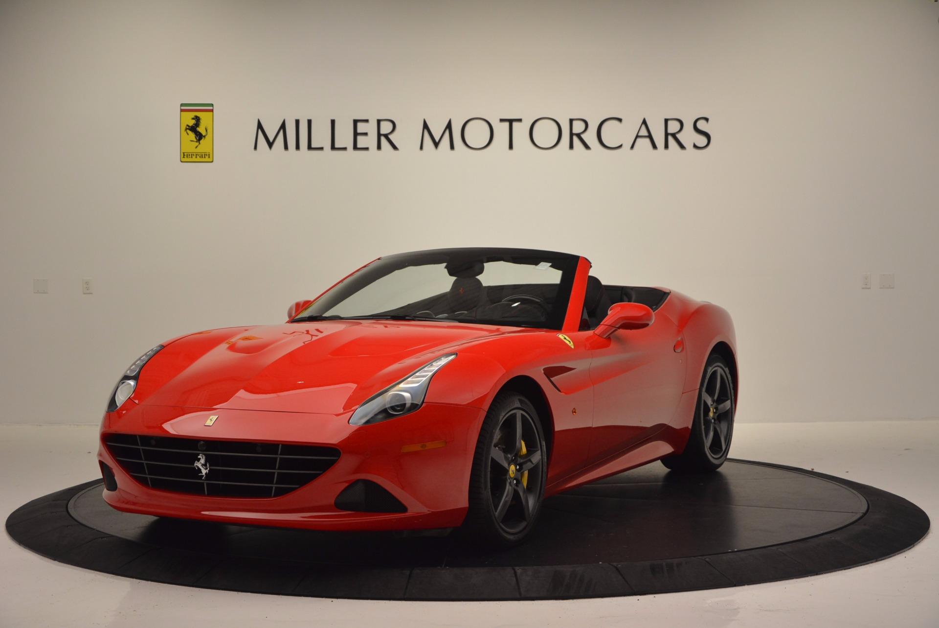Used 2016 Ferrari California T  For Sale In Greenwich, CT. Alfa Romeo of Greenwich, 4603 818_main