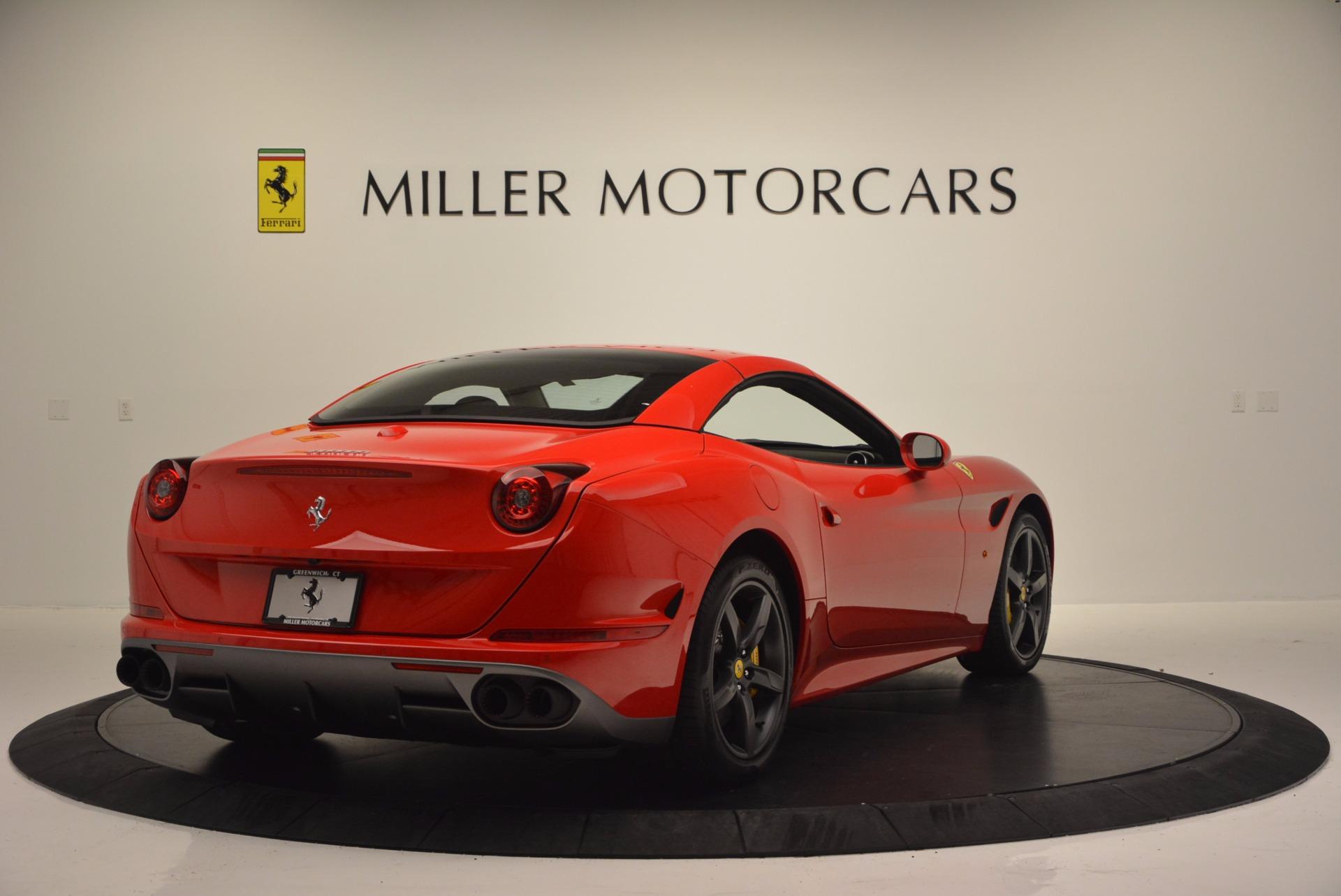 Used 2016 Ferrari California T  For Sale In Greenwich, CT. Alfa Romeo of Greenwich, 4603 818_p19