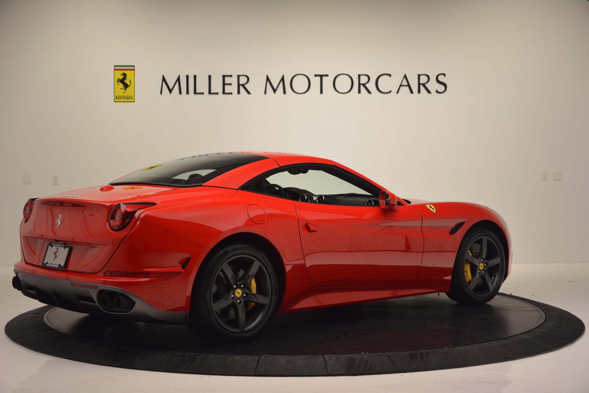 Used 2016 Ferrari California T  For Sale In Greenwich, CT. Alfa Romeo of Greenwich, 4603 818_p20