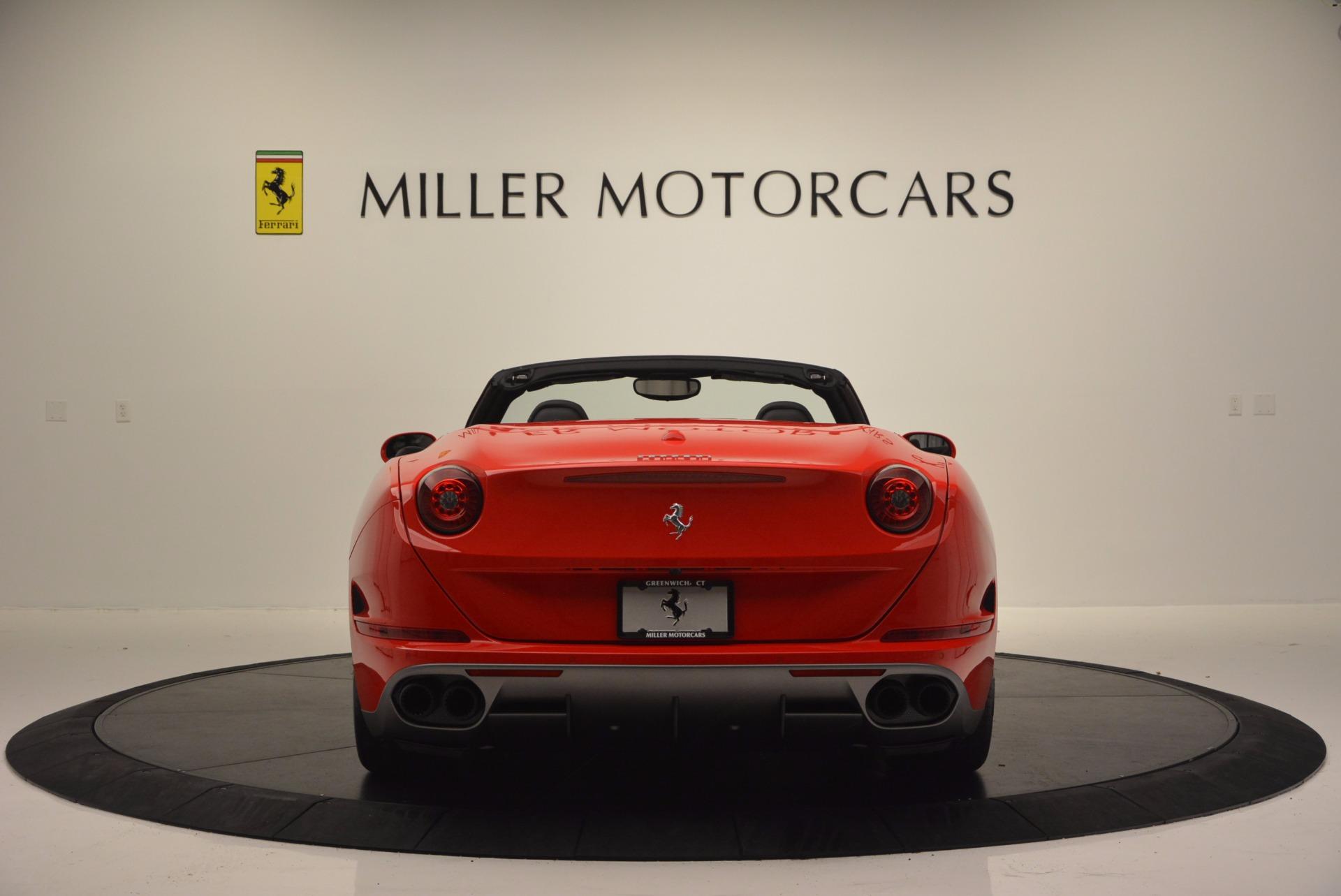 Used 2016 Ferrari California T  For Sale In Greenwich, CT. Alfa Romeo of Greenwich, 4603 818_p6
