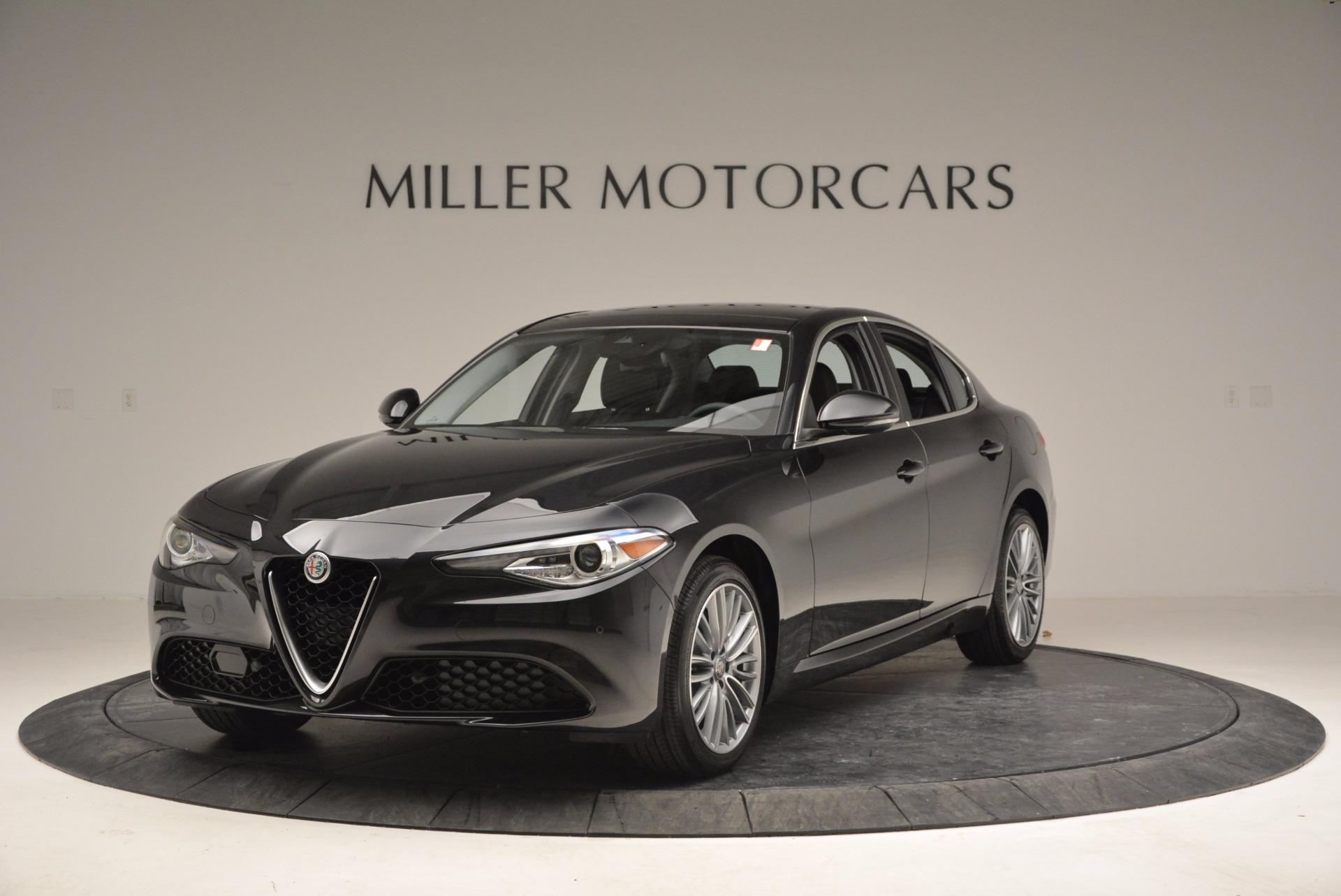 New 2017 Alfa Romeo Giulia Ti For Sale In Greenwich, CT. Alfa Romeo of Greenwich, L043 819_main