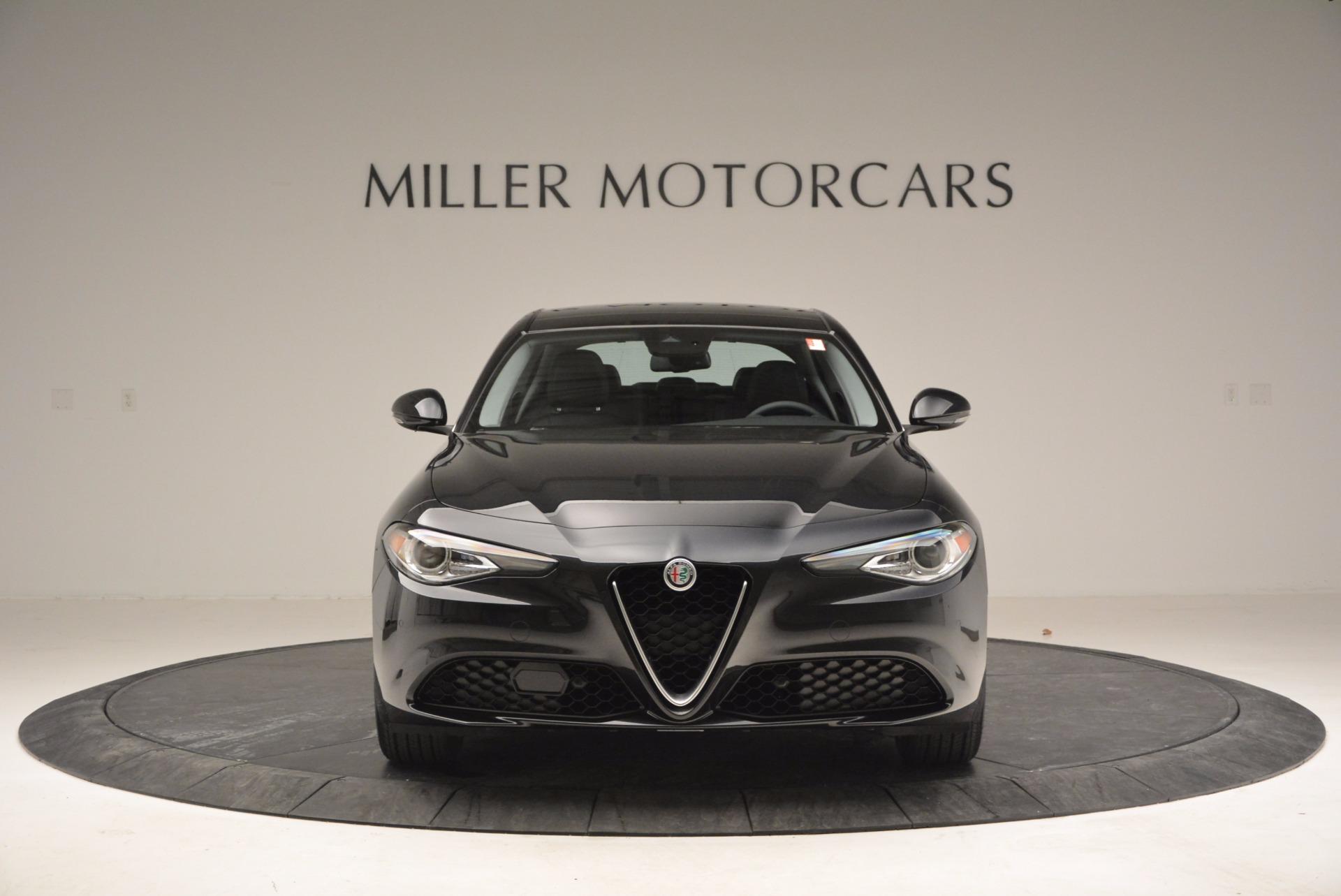 New 2017 Alfa Romeo Giulia Ti For Sale In Greenwich, CT. Alfa Romeo of Greenwich, L043 819_p12