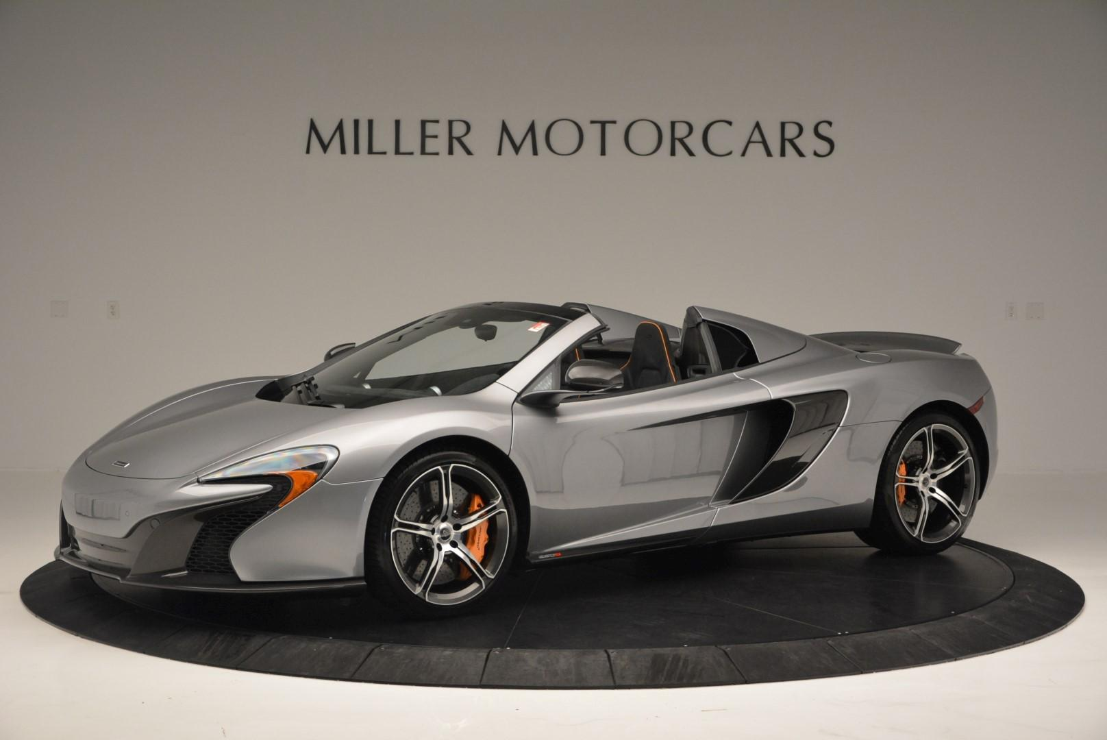 Used 2016 McLaren 650S Convertible For Sale In Greenwich, CT. Alfa Romeo of Greenwich, 3177 82_main