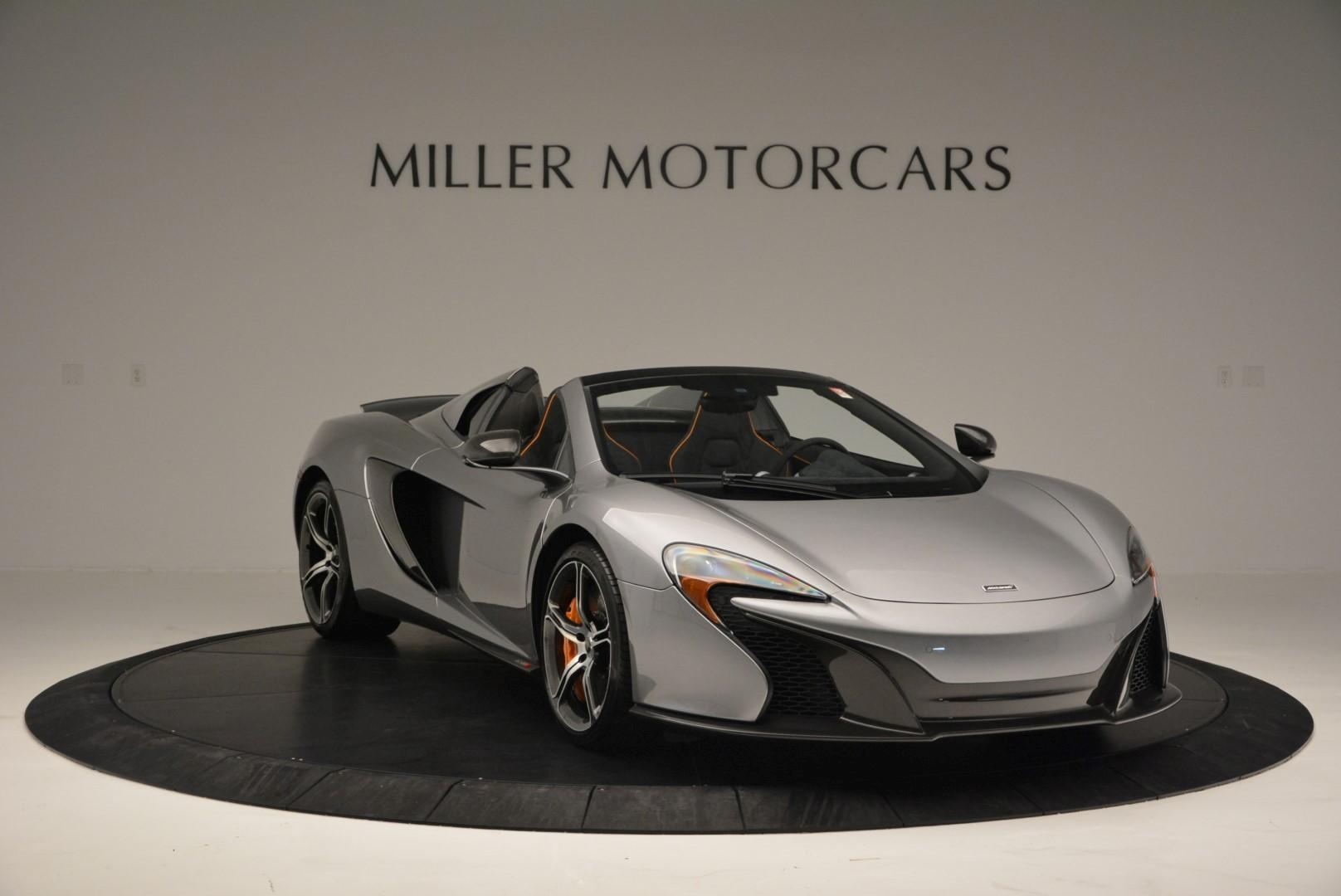 Used 2016 McLaren 650S Convertible For Sale In Greenwich, CT. Alfa Romeo of Greenwich, 3177 82_p11