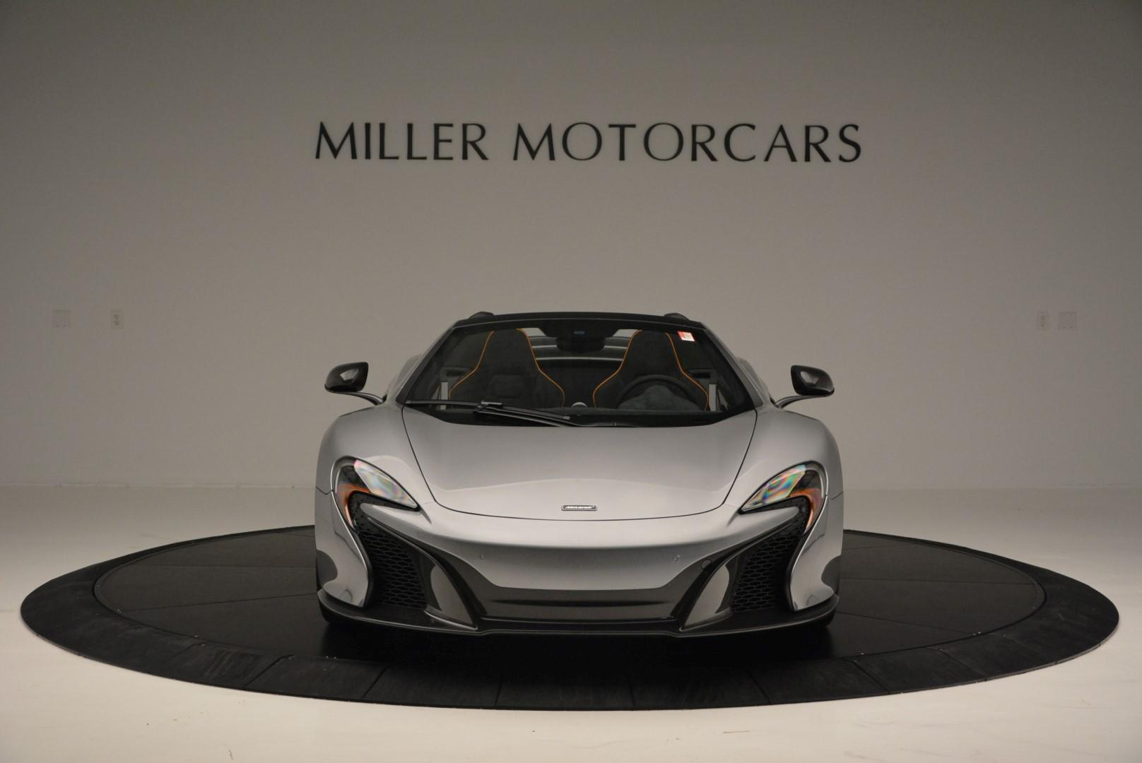 Used 2016 McLaren 650S Convertible For Sale In Greenwich, CT. Alfa Romeo of Greenwich, 3177 82_p12