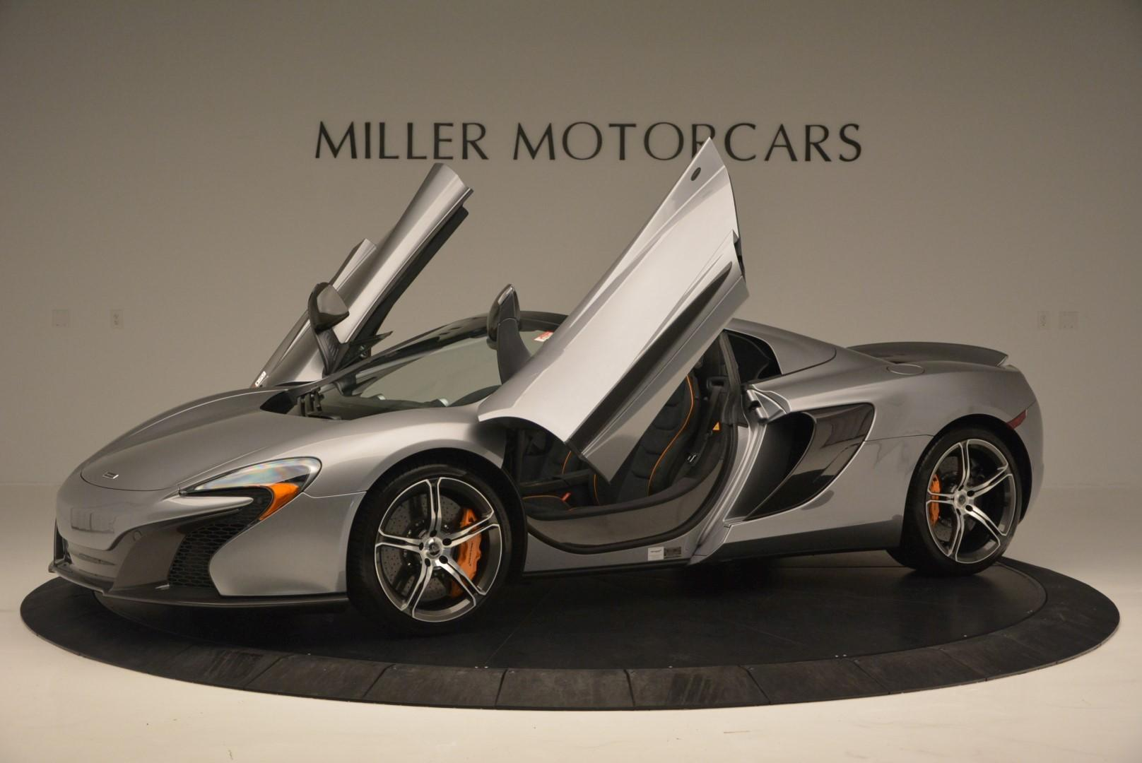 Used 2016 McLaren 650S Convertible For Sale In Greenwich, CT. Alfa Romeo of Greenwich, 3177 82_p14