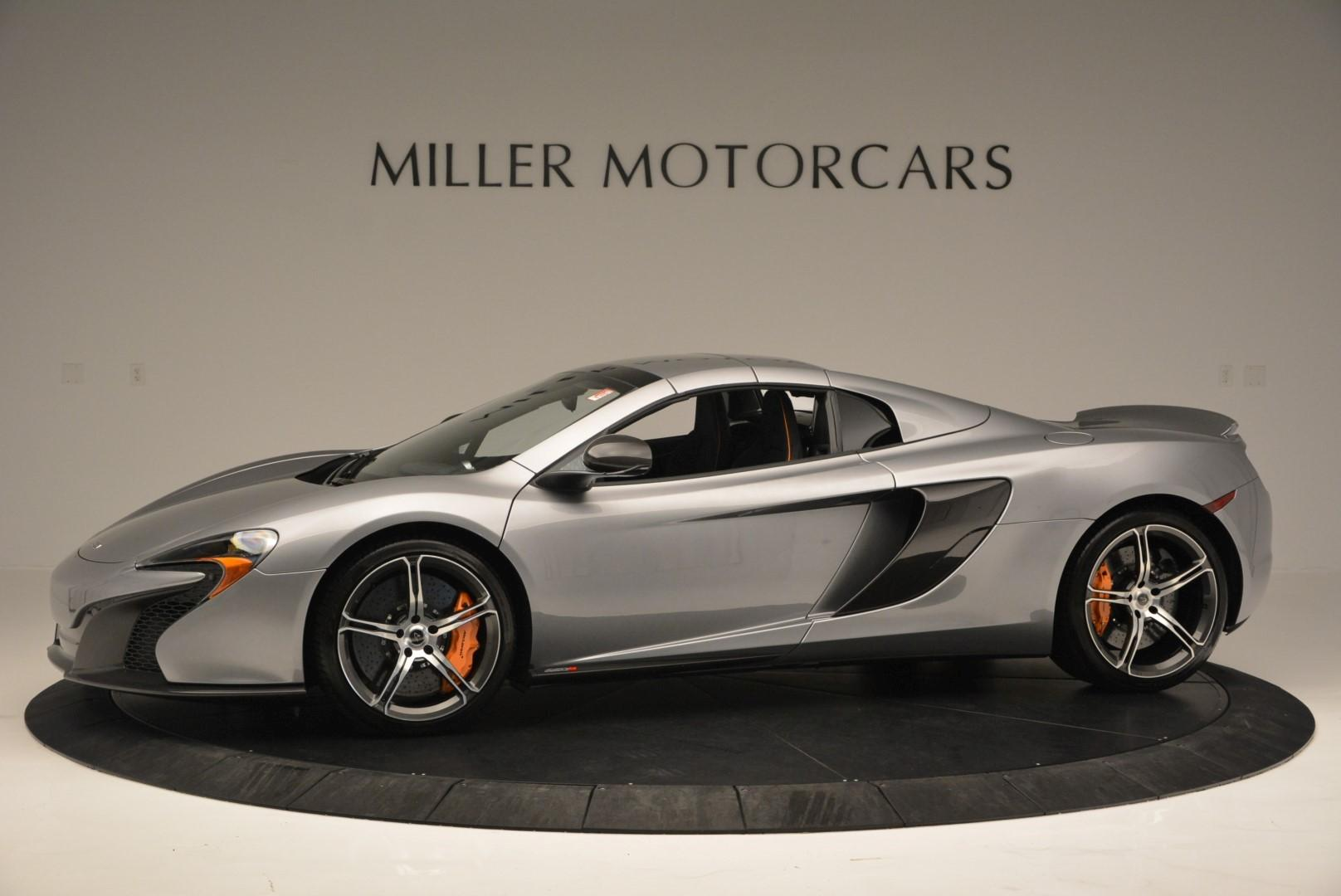 Used 2016 McLaren 650S Convertible For Sale In Greenwich, CT. Alfa Romeo of Greenwich, 3177 82_p15