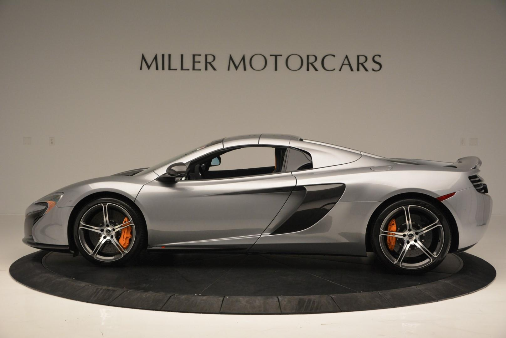 Used 2016 McLaren 650S Convertible For Sale In Greenwich, CT. Alfa Romeo of Greenwich, 3177 82_p16