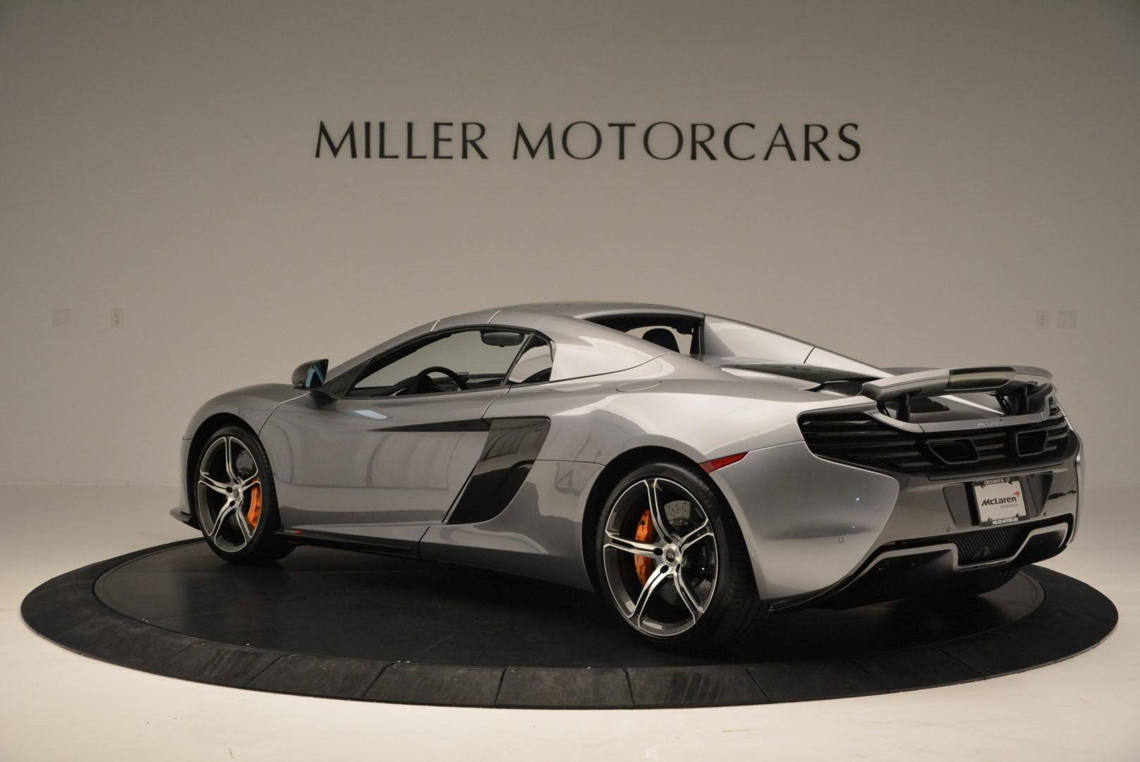 Used 2016 McLaren 650S Convertible For Sale In Greenwich, CT. Alfa Romeo of Greenwich, 3177 82_p17