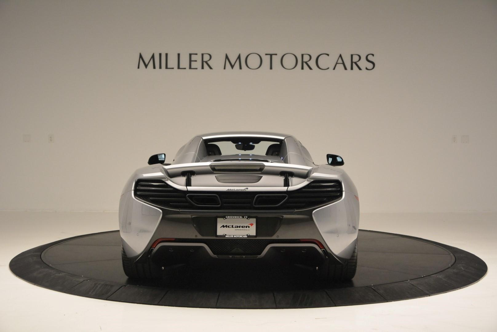 Used 2016 McLaren 650S Convertible For Sale In Greenwich, CT. Alfa Romeo of Greenwich, 3177 82_p18