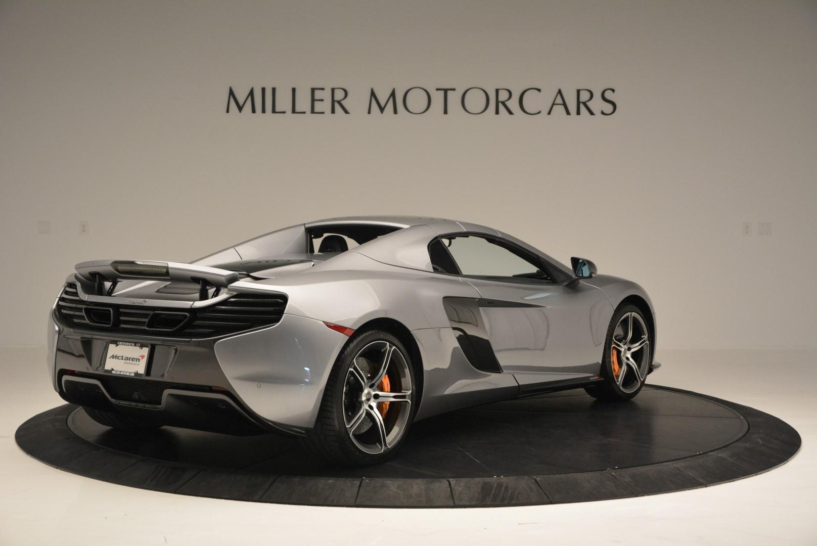 Used 2016 McLaren 650S Convertible For Sale In Greenwich, CT. Alfa Romeo of Greenwich, 3177 82_p19