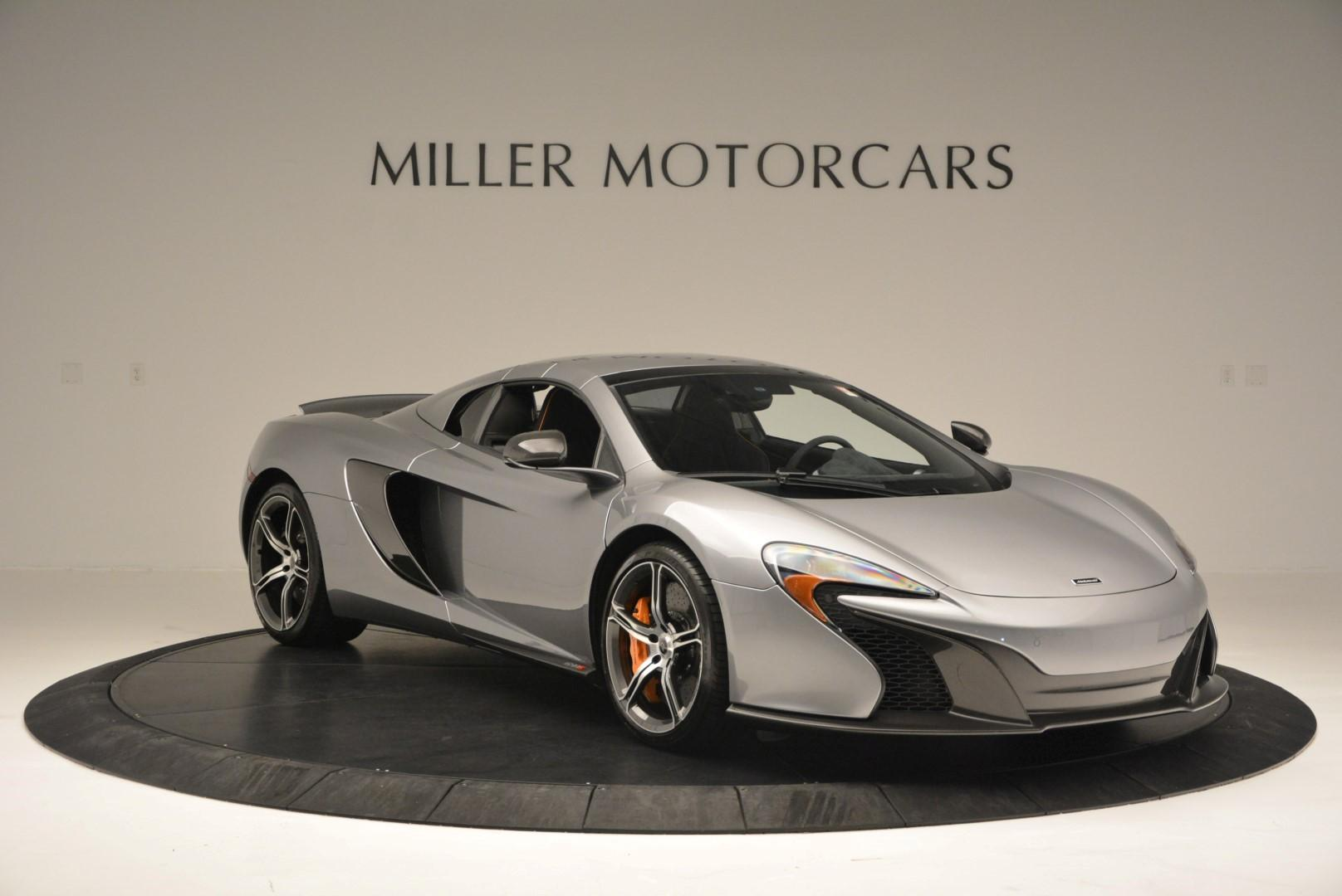 Used 2016 McLaren 650S Convertible For Sale In Greenwich, CT. Alfa Romeo of Greenwich, 3177 82_p20