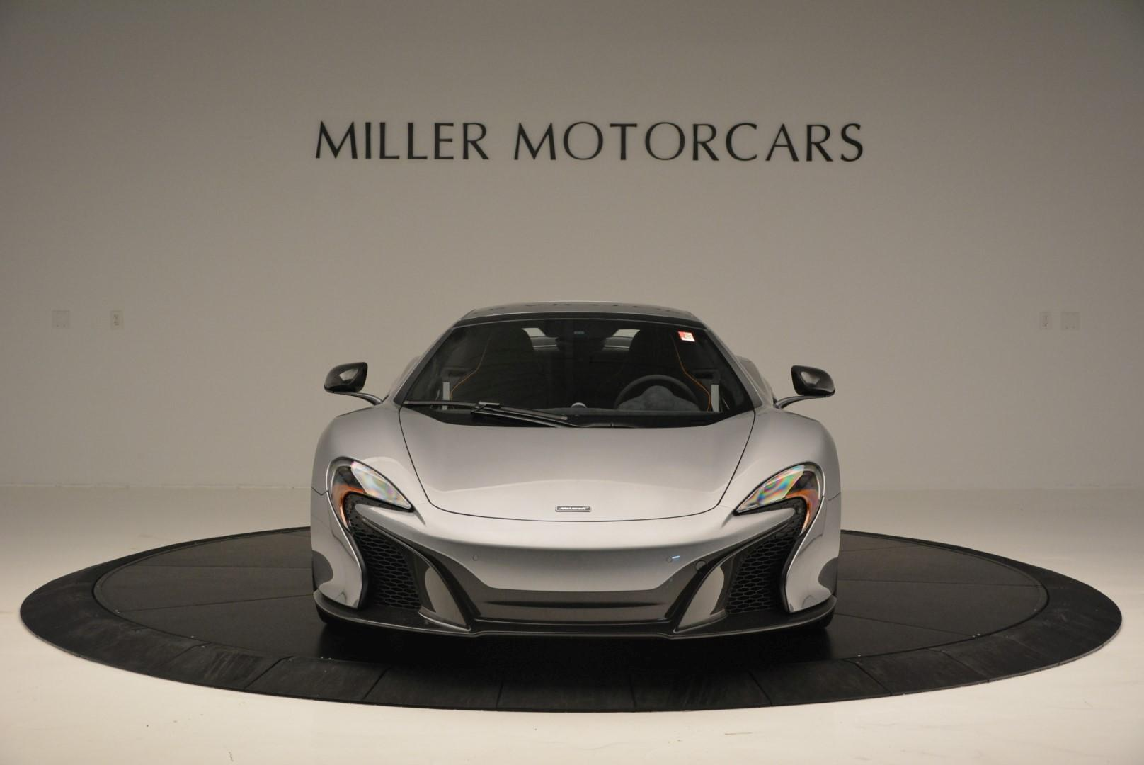 Used 2016 McLaren 650S Convertible For Sale In Greenwich, CT. Alfa Romeo of Greenwich, 3177 82_p21