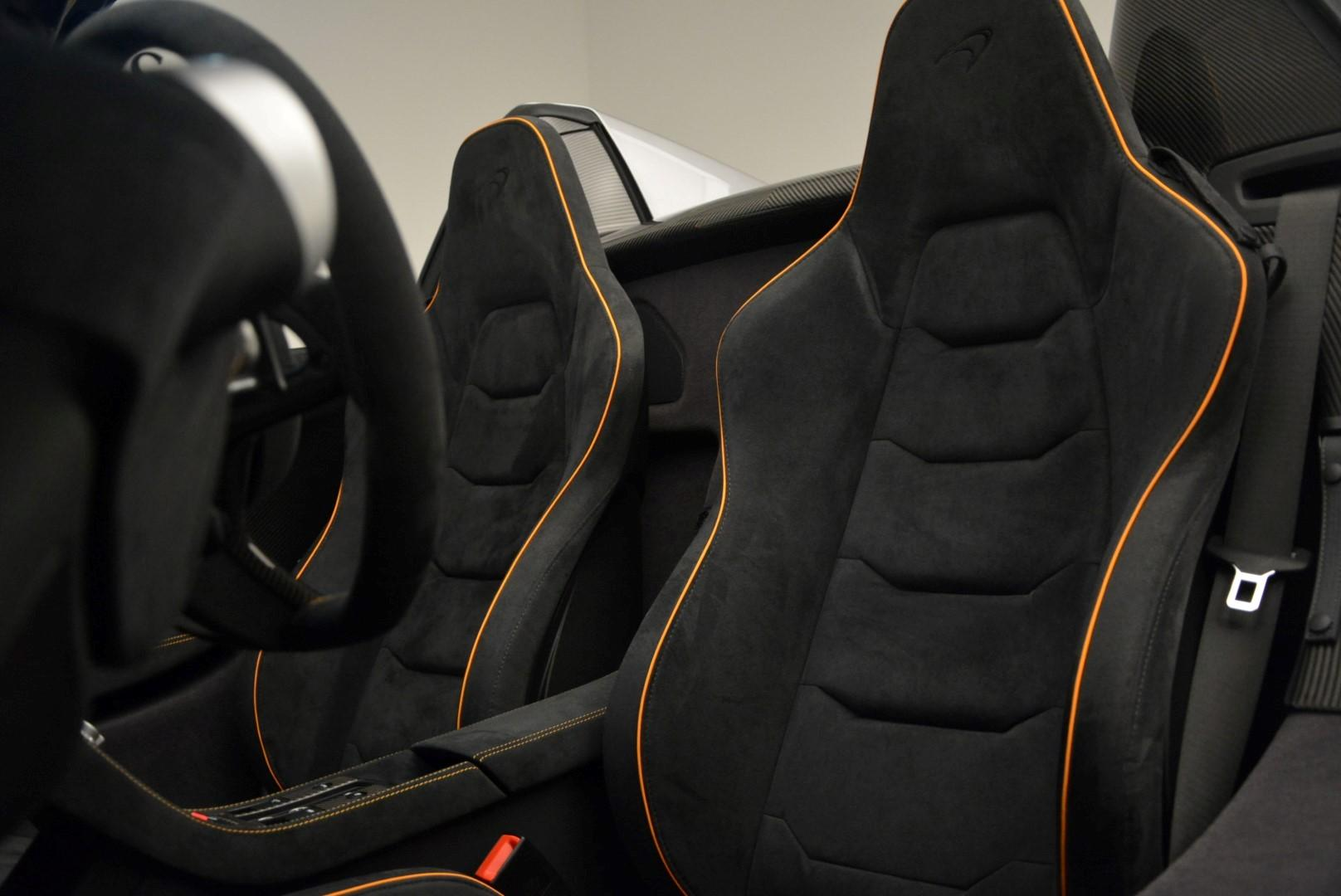 Used 2016 McLaren 650S Convertible For Sale In Greenwich, CT. Alfa Romeo of Greenwich, 3177 82_p24