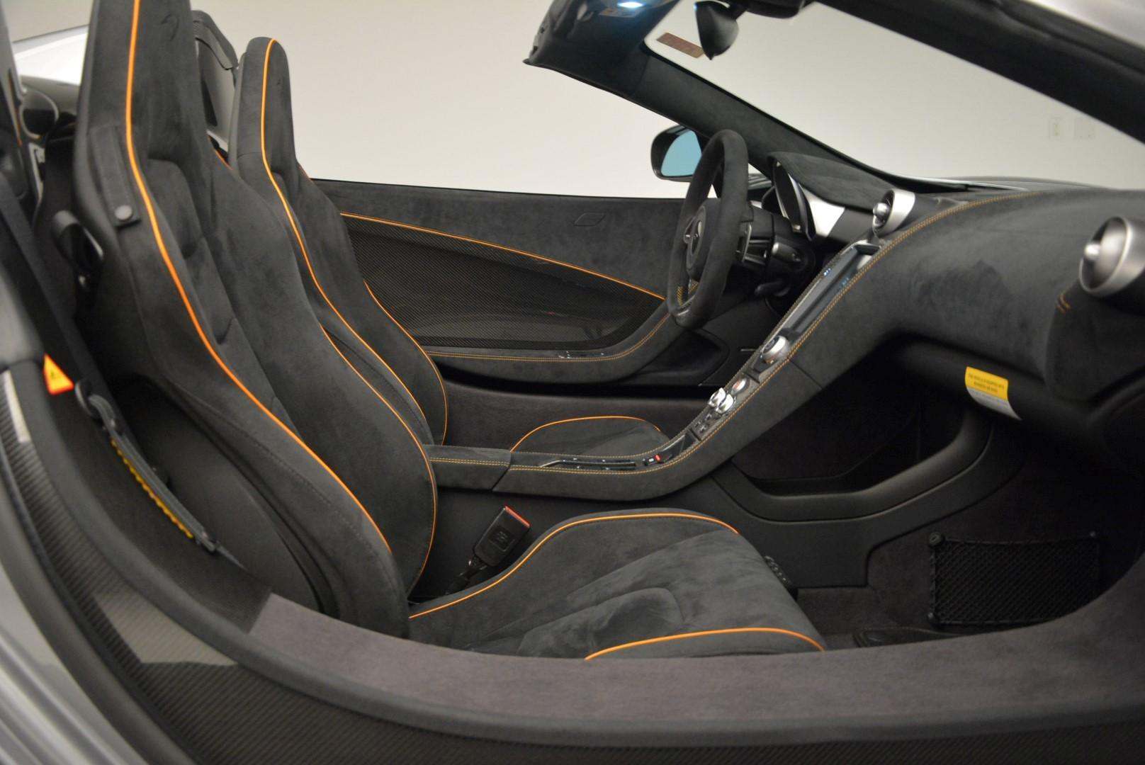 Used 2016 McLaren 650S Convertible For Sale In Greenwich, CT. Alfa Romeo of Greenwich, 3177 82_p27